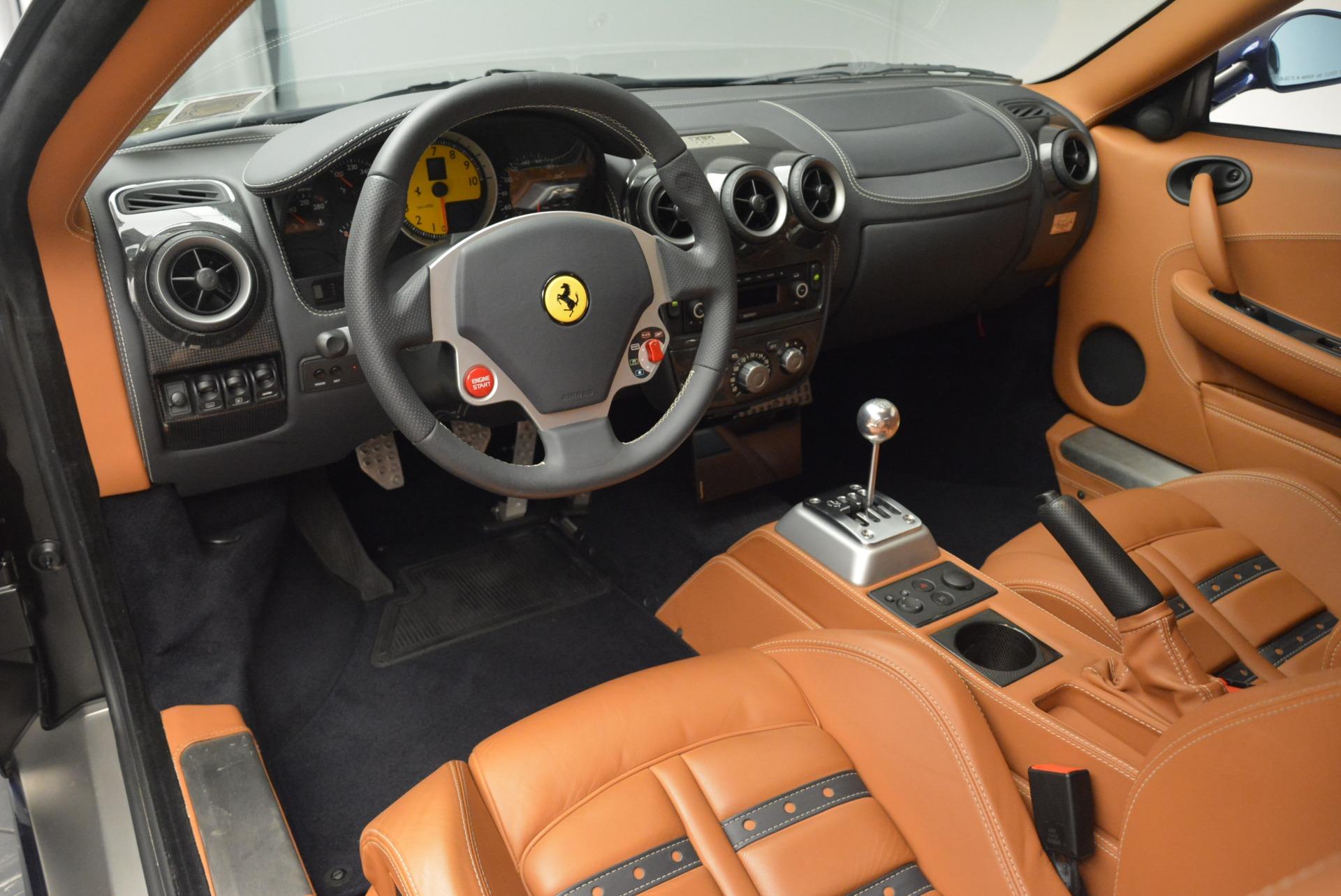 Pre Owned 2009 Ferrari F430 6 Speed Manual For Sale Miller Motorcars Stock 4496c