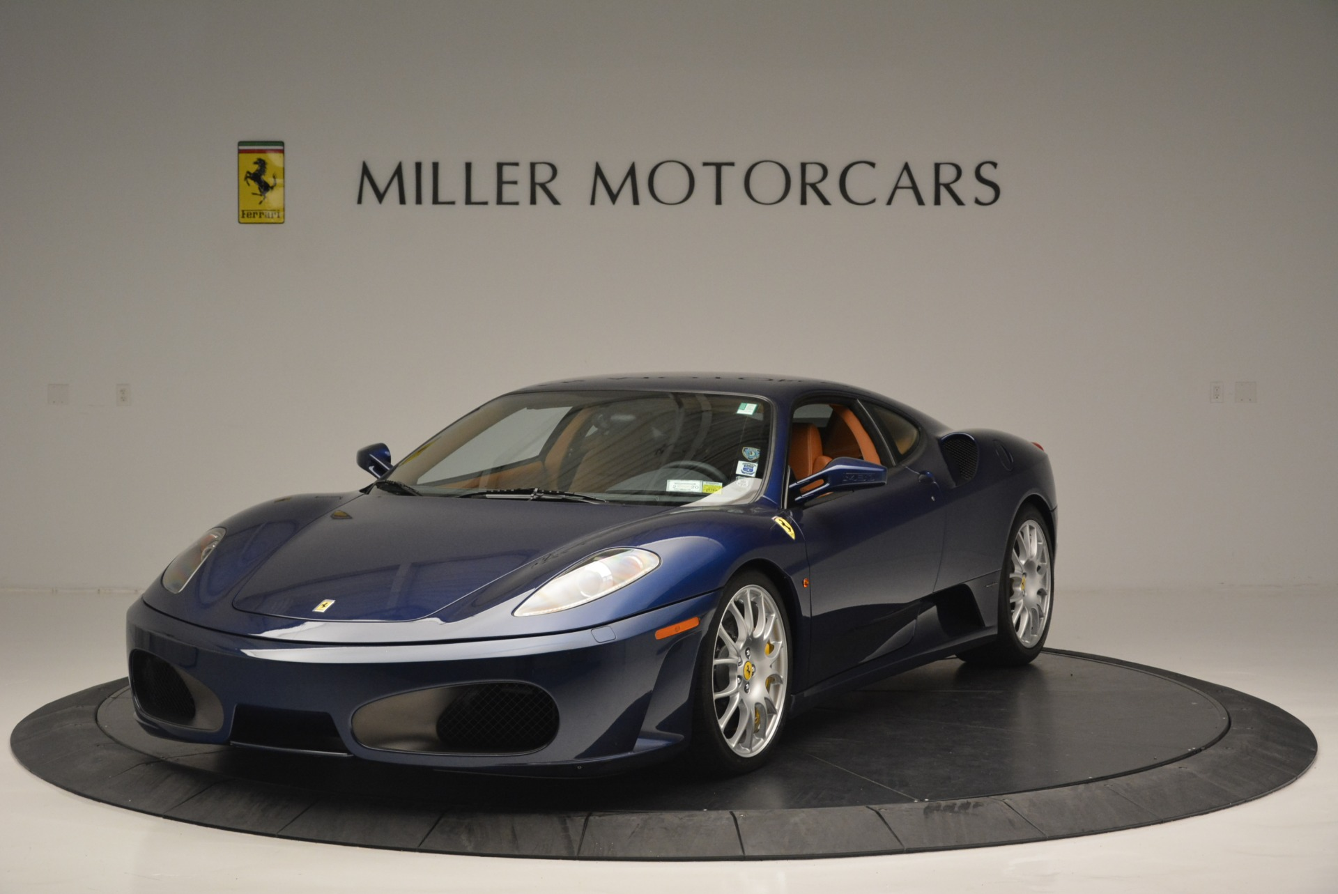 Pre Owned 2009 Ferrari F430 6 Speed Manual For Sale Miller Motorcars Stock 4496c