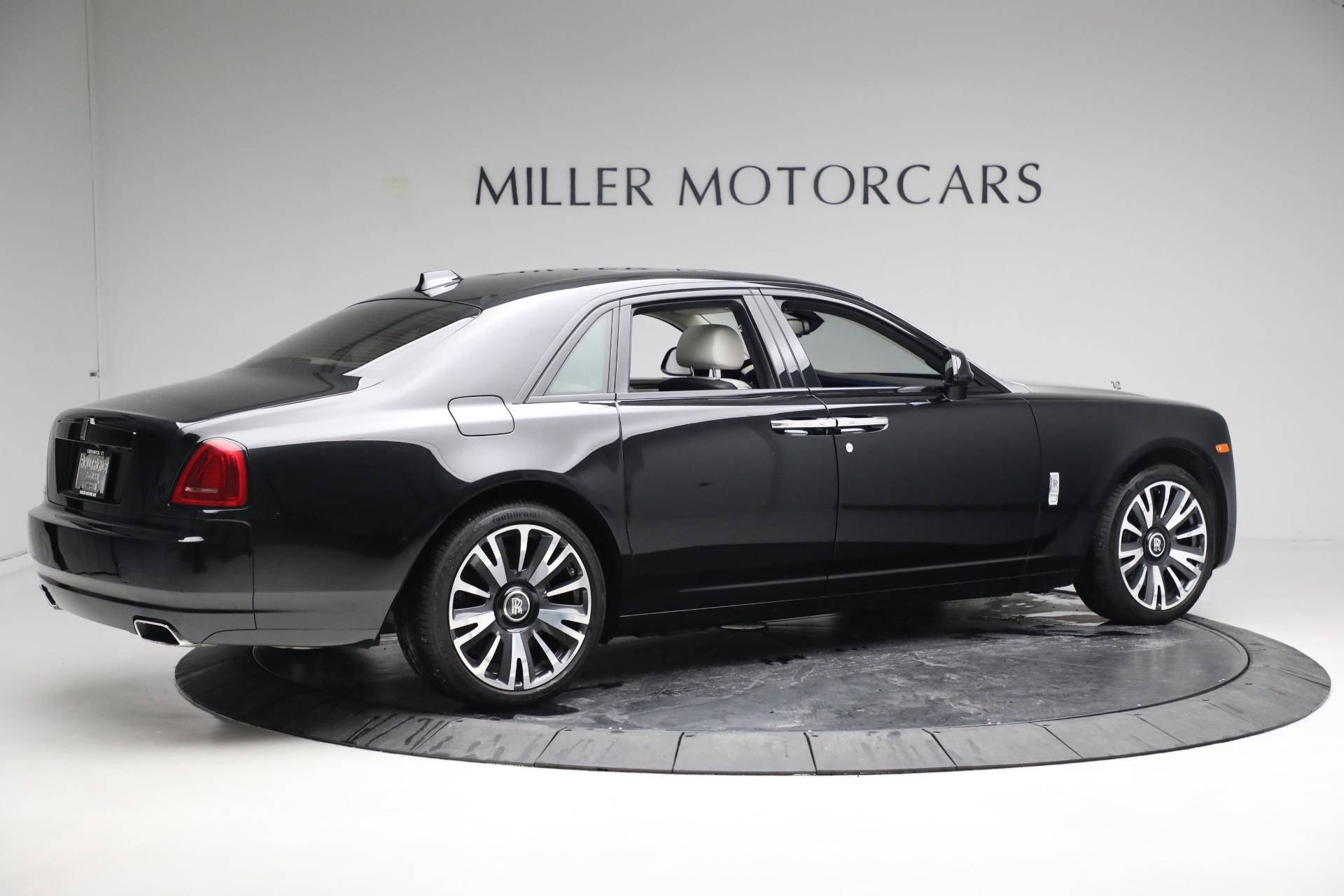 New 2019 Rolls-Royce Ghost For Sale () | Miller Motorcars ...