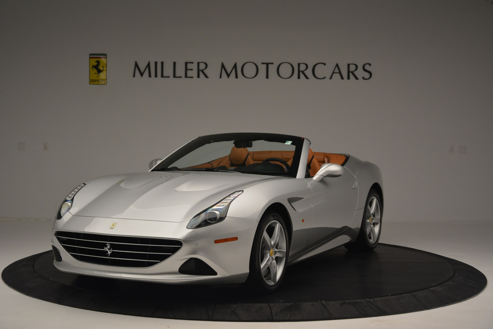 Pre Owned 2015 Ferrari California T For Sale Miller Motorcars Stock F1913a