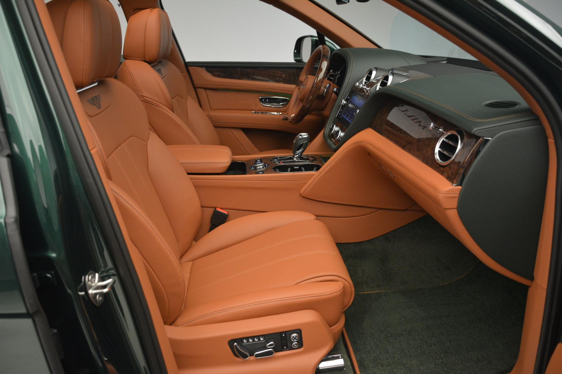 New 2019 Bentley Bentayga V8 For Sale Miller Motorcars Stock B1391