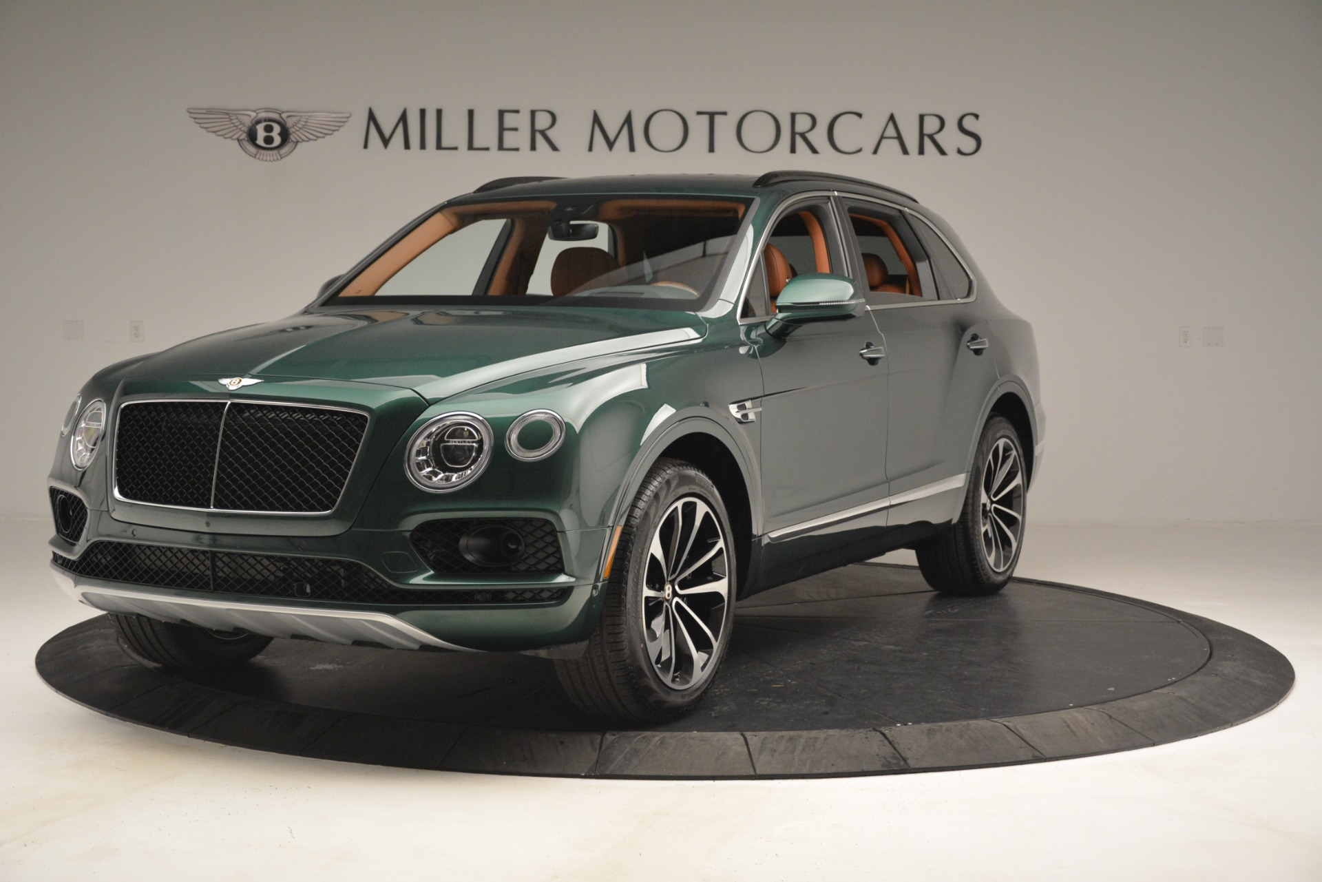 Bentley Bentayga For Sale >> New 2019 Bentley Bentayga V8 For Sale Miller Motorcars
