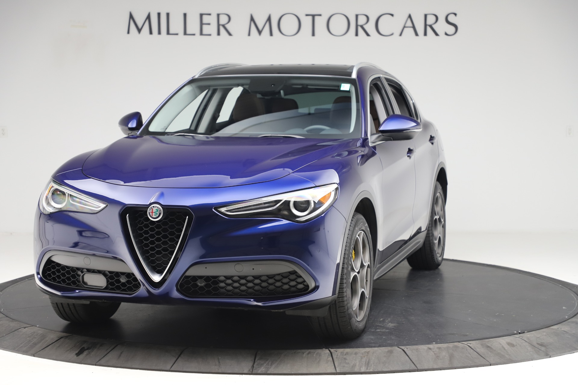 Used 2019 Alfa Romeo Stelvio Q4 | Greenwich, CT