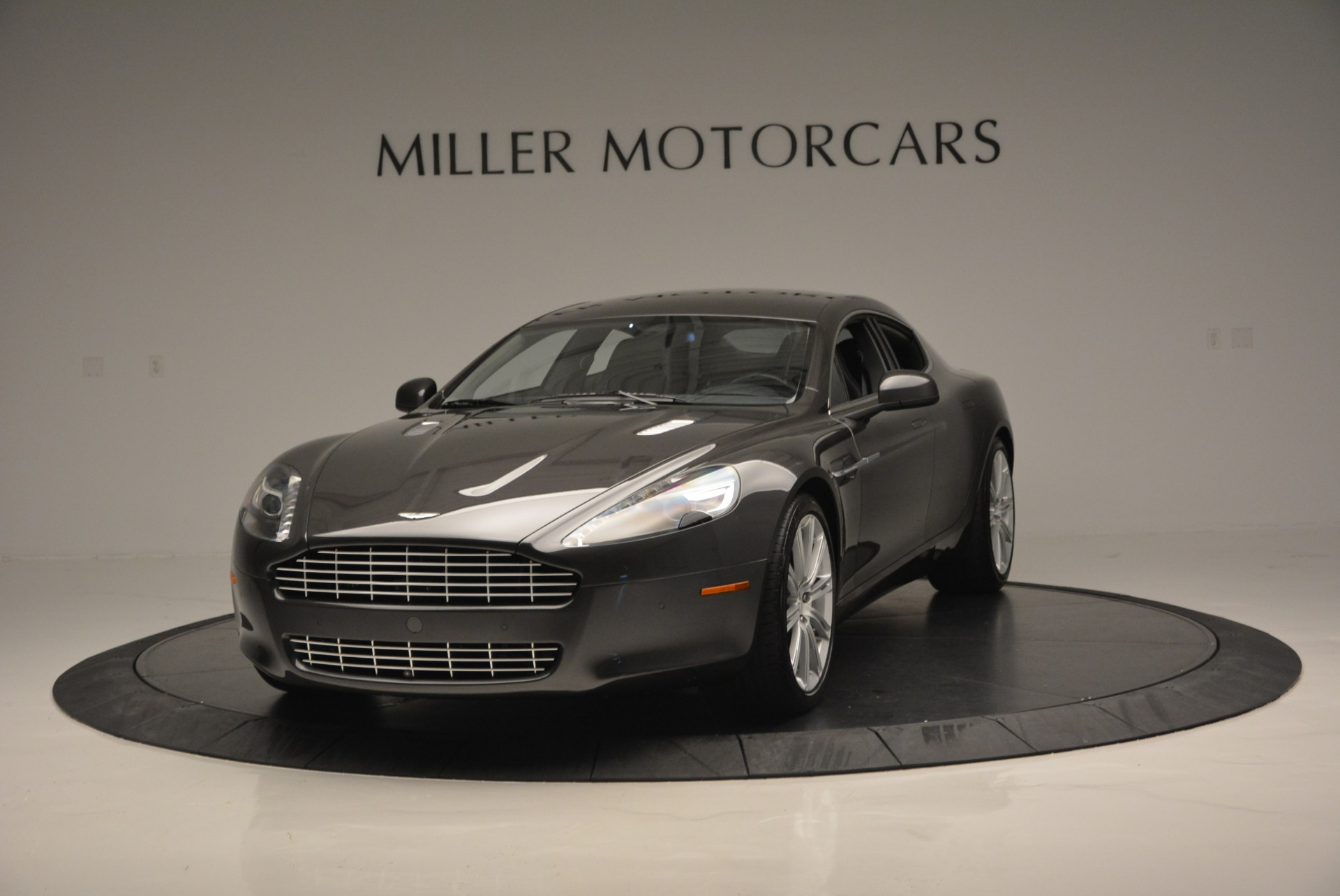 Pre Owned 2011 Aston Martin Rapide Luxe For Sale Miller Motorcars Stock F1769a