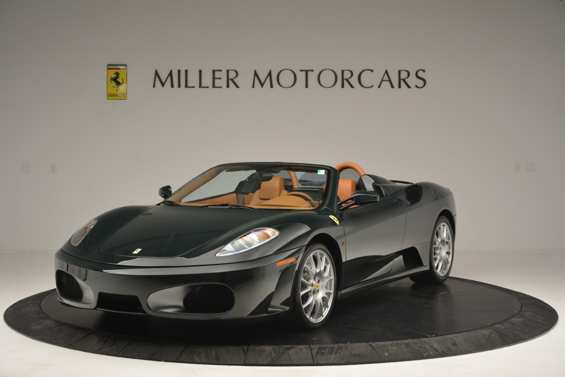Pre Owned 2005 Ferrari F430 Spider For Sale Miller Motorcars Stock 4522