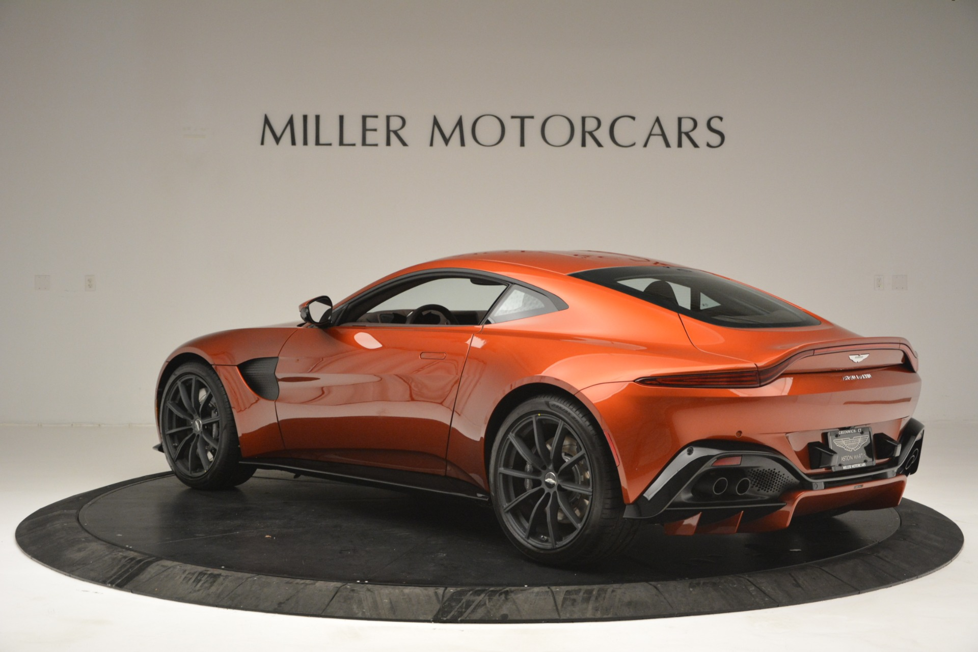 Pre Owned 2019 Aston Martin Vantage Coupe For Sale Miller Motorcars Stock A1342b