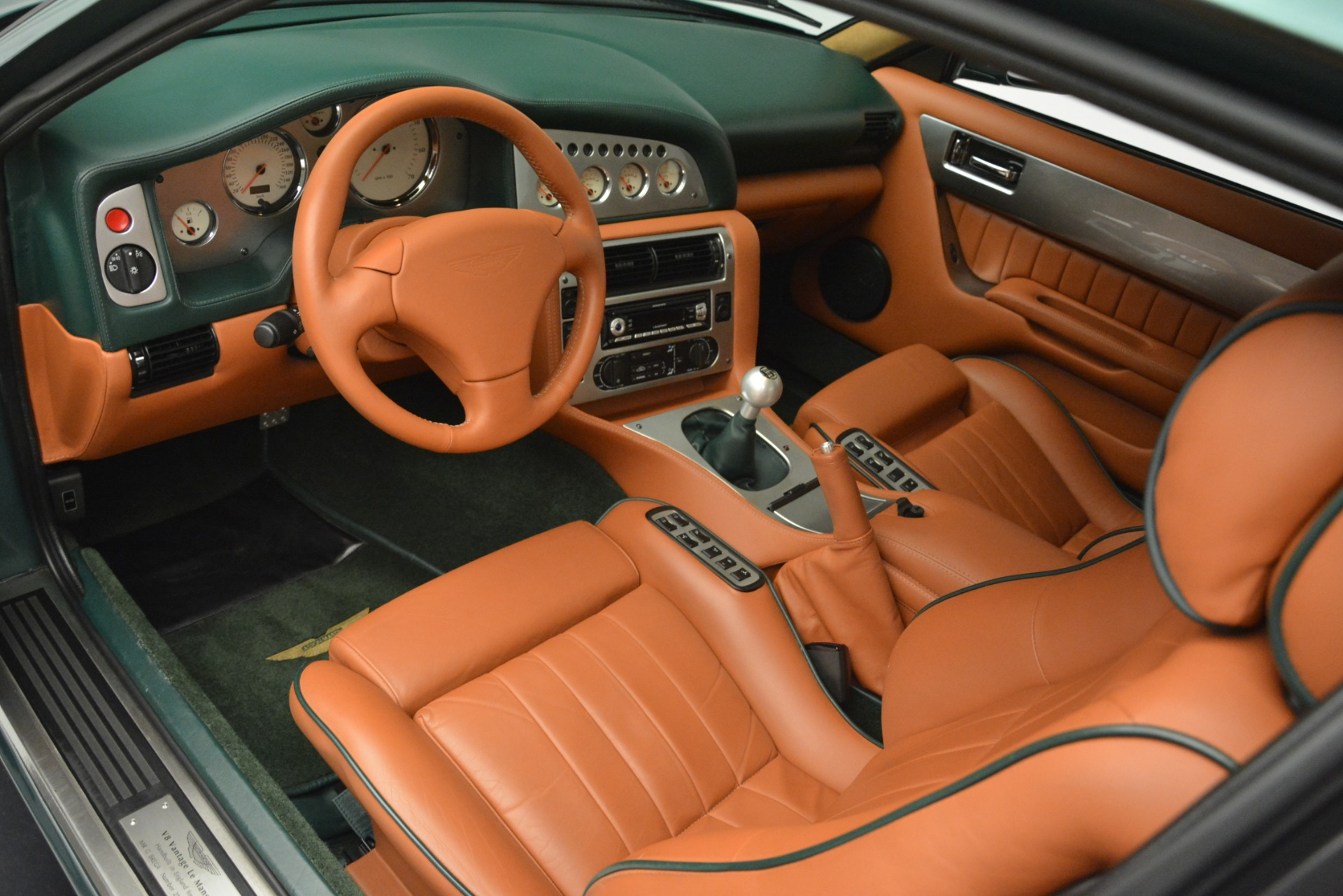 Used-1999-Aston-Martin-V8-Vantage-Le-Mans-V600-Coupe
