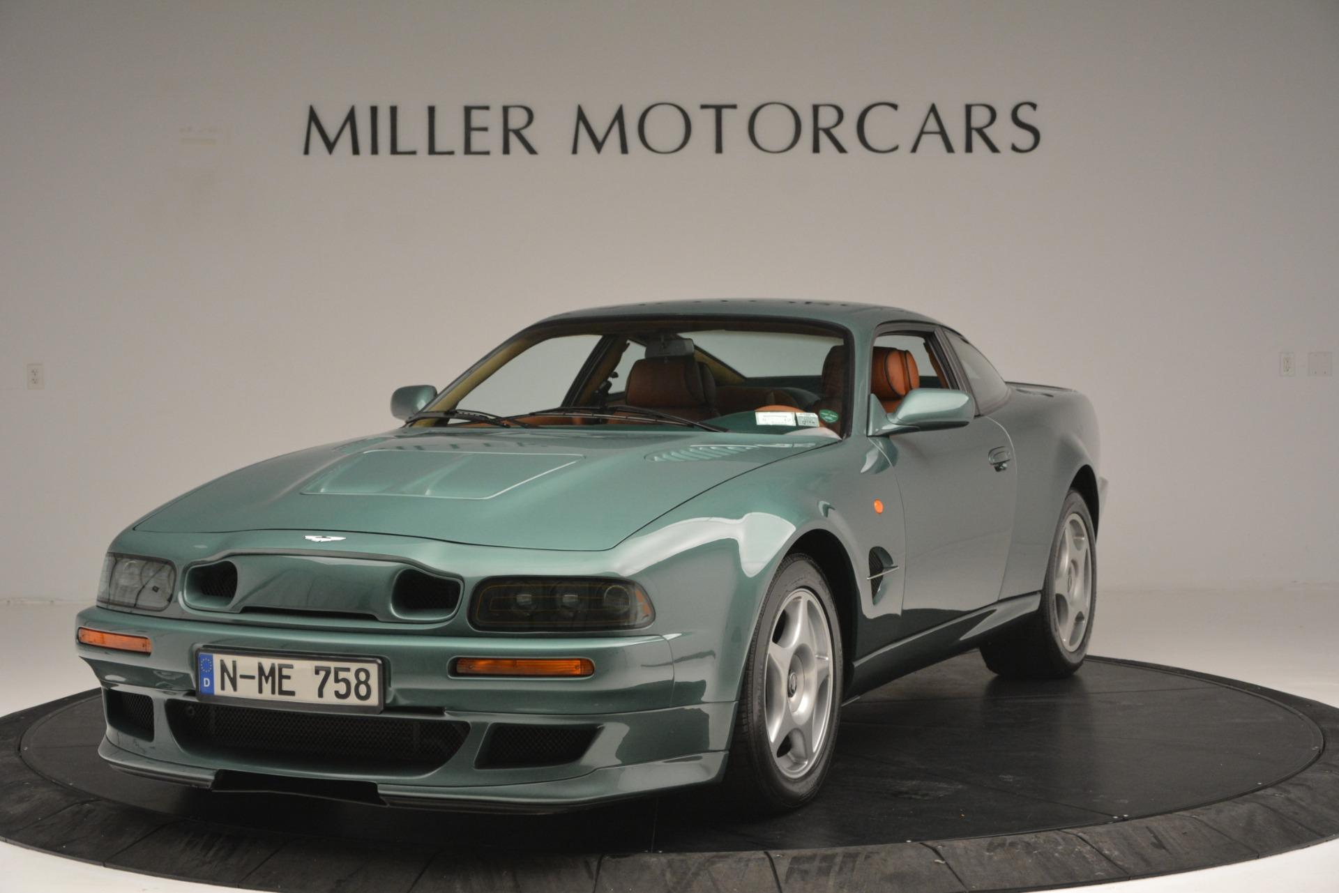 Pre Owned 1999 Aston Martin V8 Vantage Lemans V600 For Sale Miller Motorcars Stock 7449c