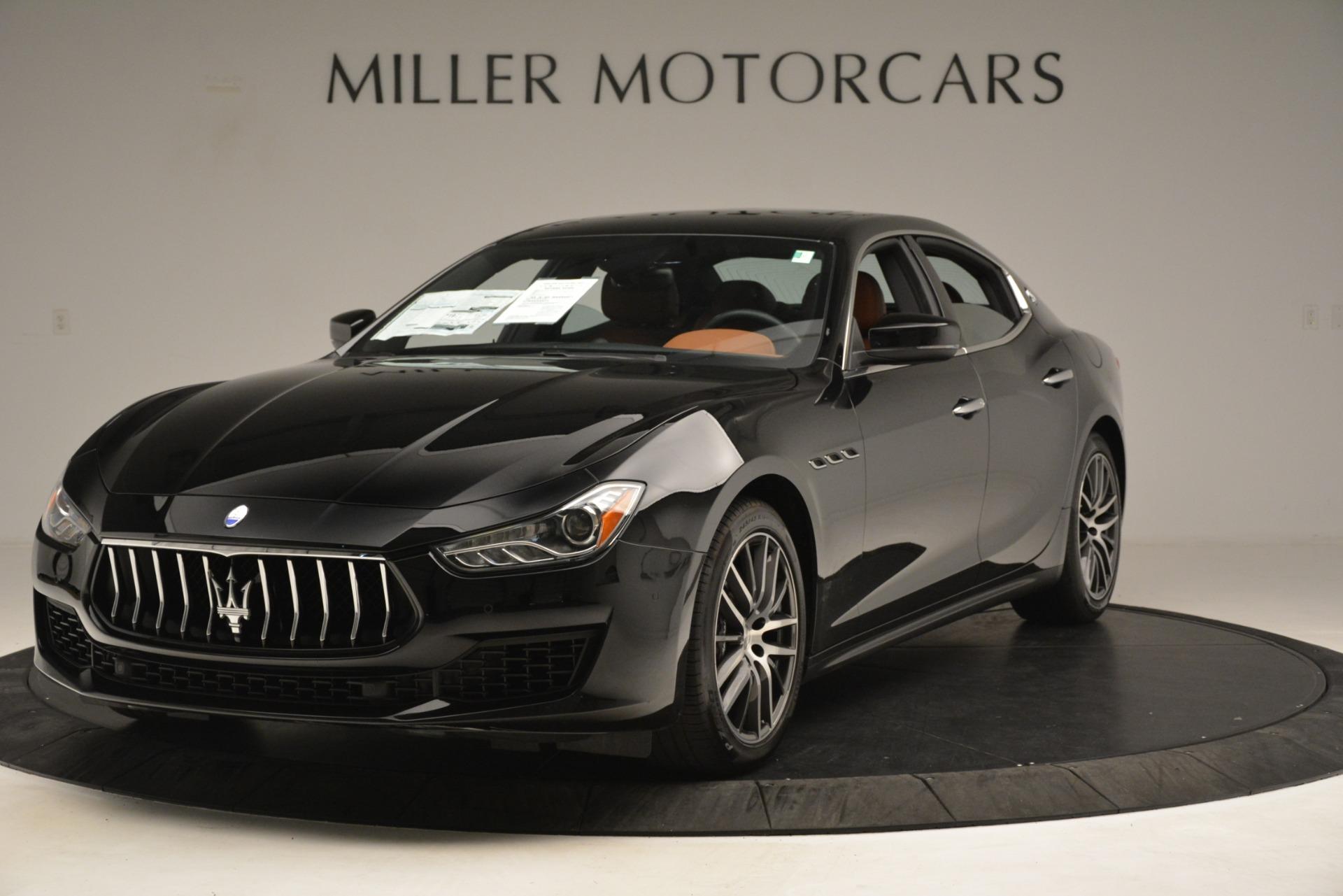 Maserati Ghibli S Q4 >> New 2019 Maserati Ghibli S Q4 For Sale 57 900 Miller
