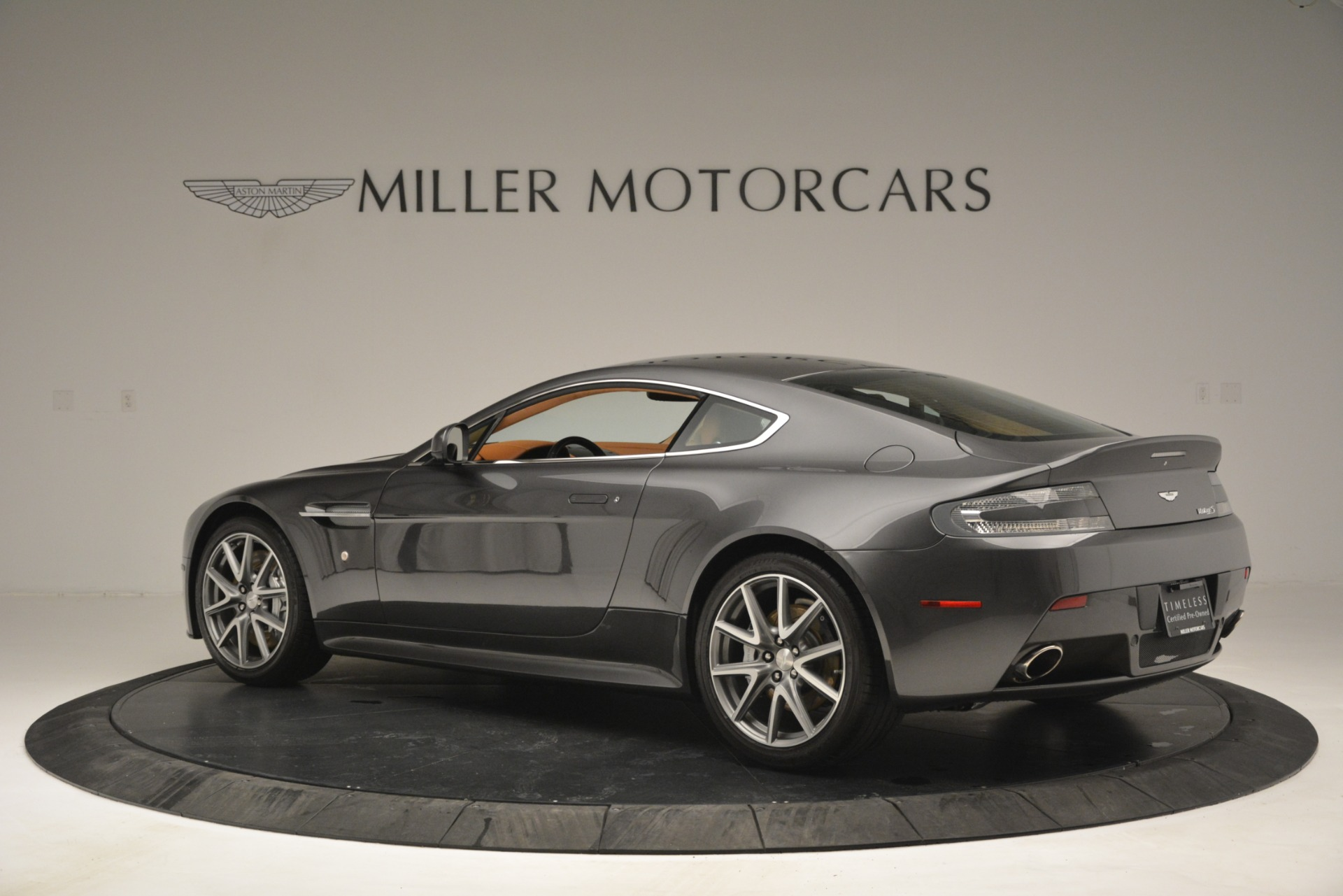 Pre Owned 2012 Aston Martin V8 Vantage S Coupe For Sale Miller Motorcars Stock 7486