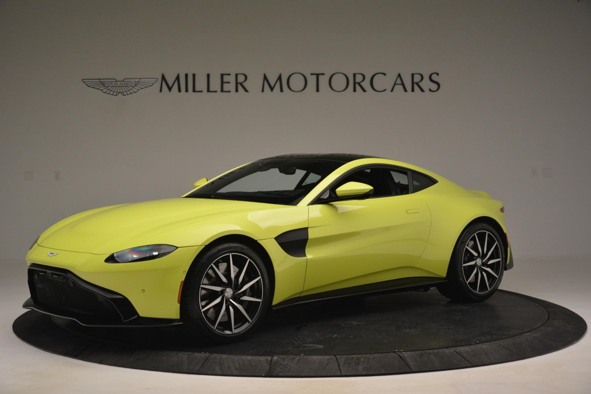 Pre Owned 2019 Aston Martin Vantage For Sale 162 900 Miller Motorcars Stock 7467