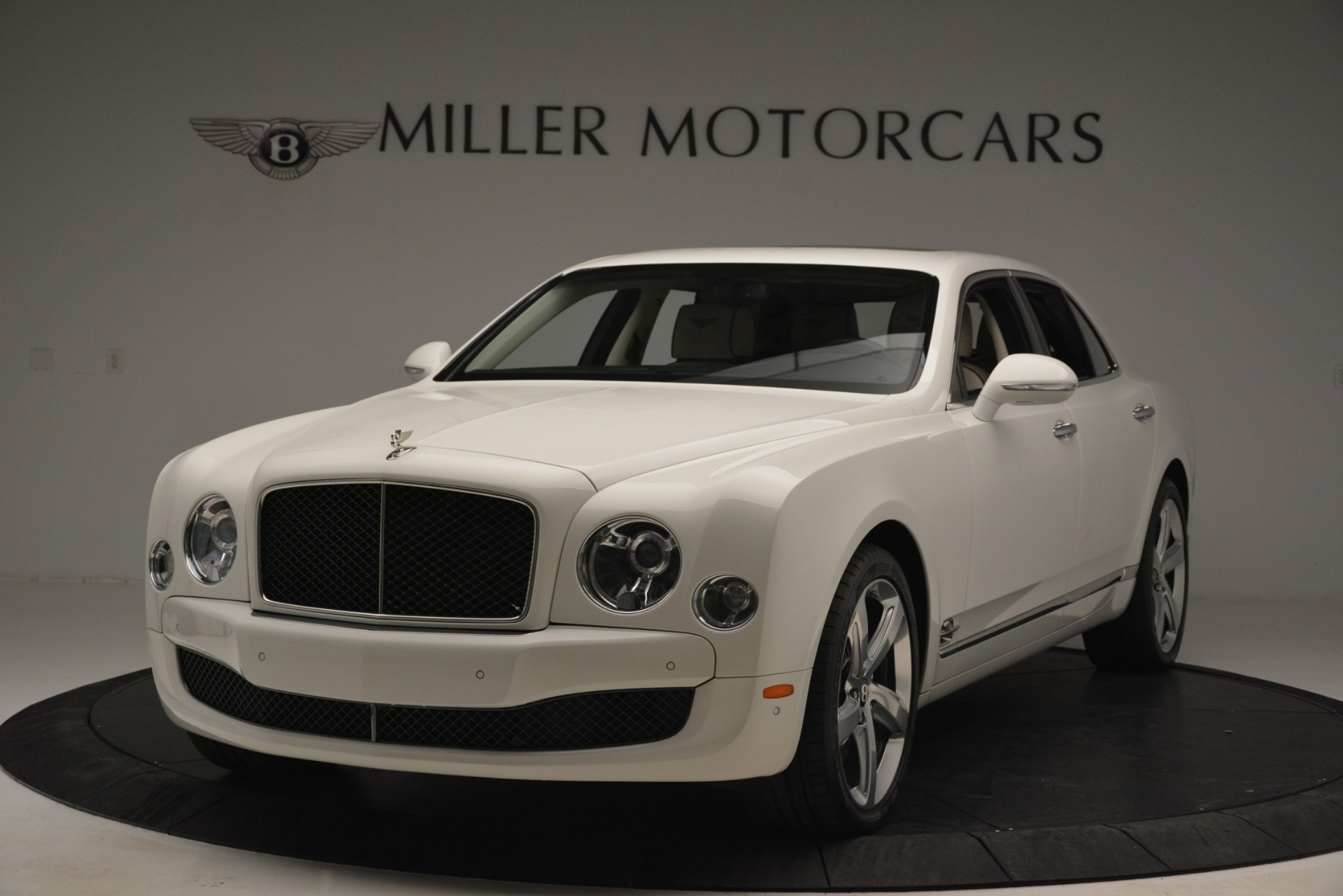 Pre Owned 2016 Bentley Mulsanne Speed For Sale Miller Motorcars Stock 7491