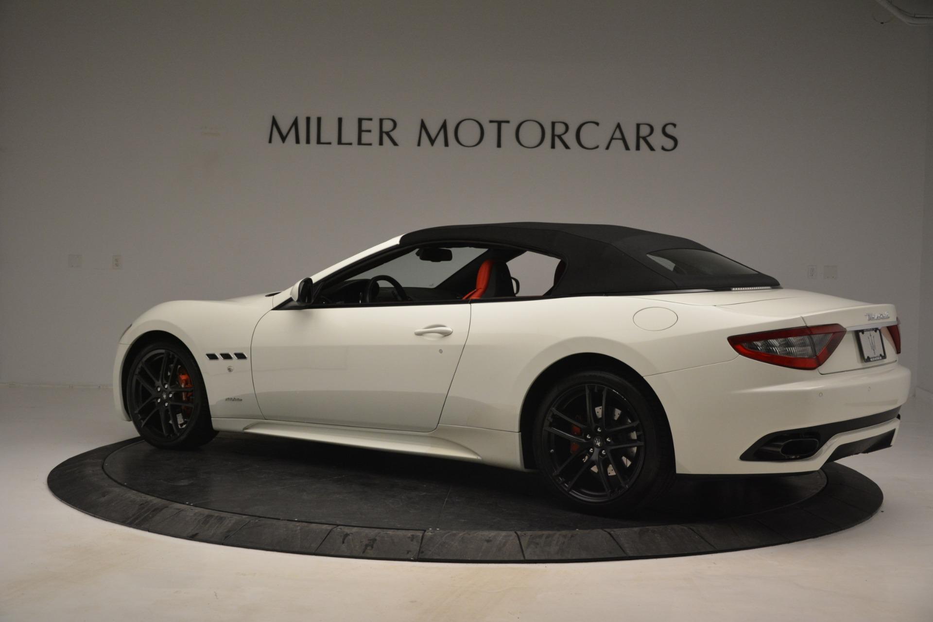 Used-2017-Maserati-GranTurismo-Sport