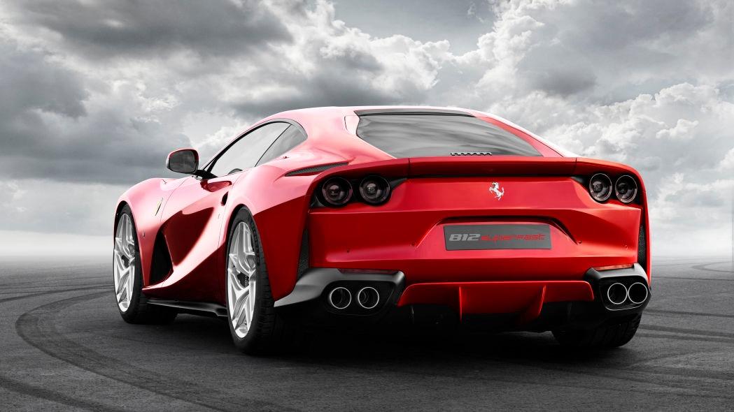 New 2020 Ferrari 812 Superfast For Sale Miller Motorcars