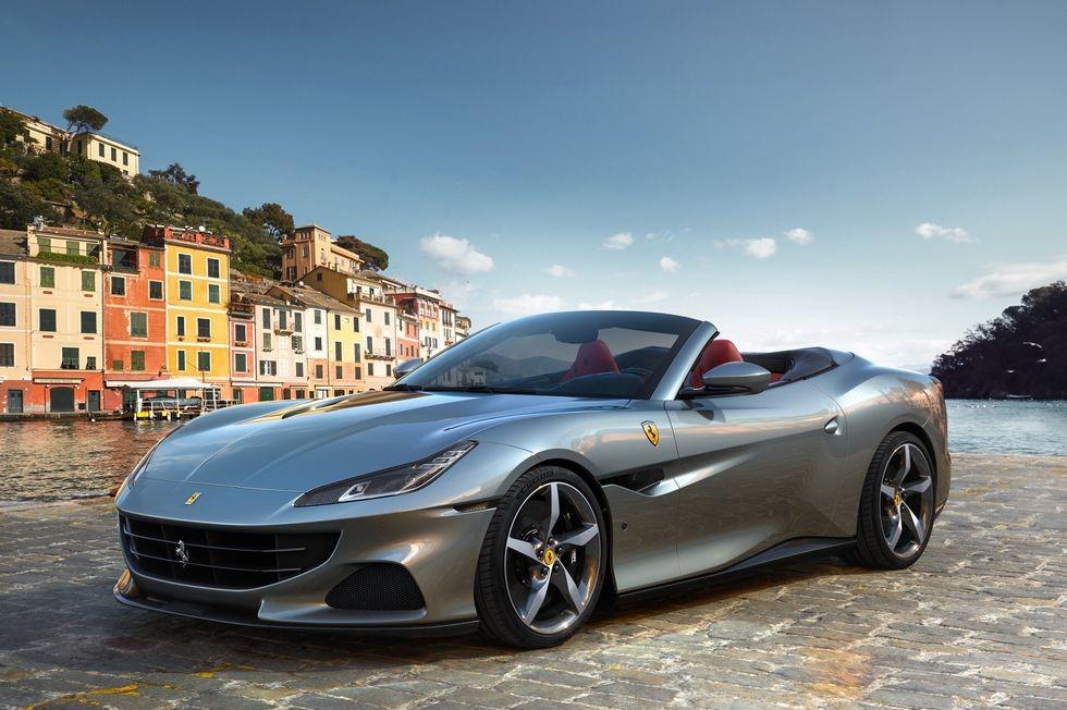 New 2022 Ferrari Portofino M For Sale Miller Motorcars