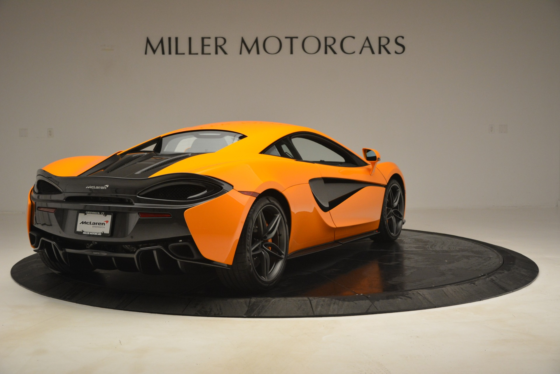 New 2019 McLaren 570S Coupe For Sale () | Miller Motorcars ...