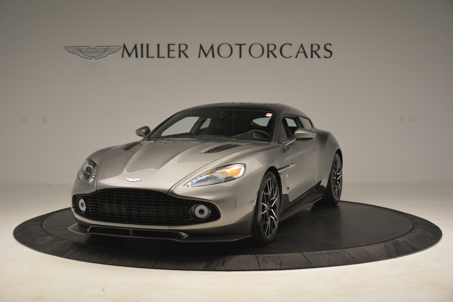 New 2019 Aston Martin Vanquish Zagato Shooting Brake For Sale 899 131 Miller Motorcars Stock 7548c