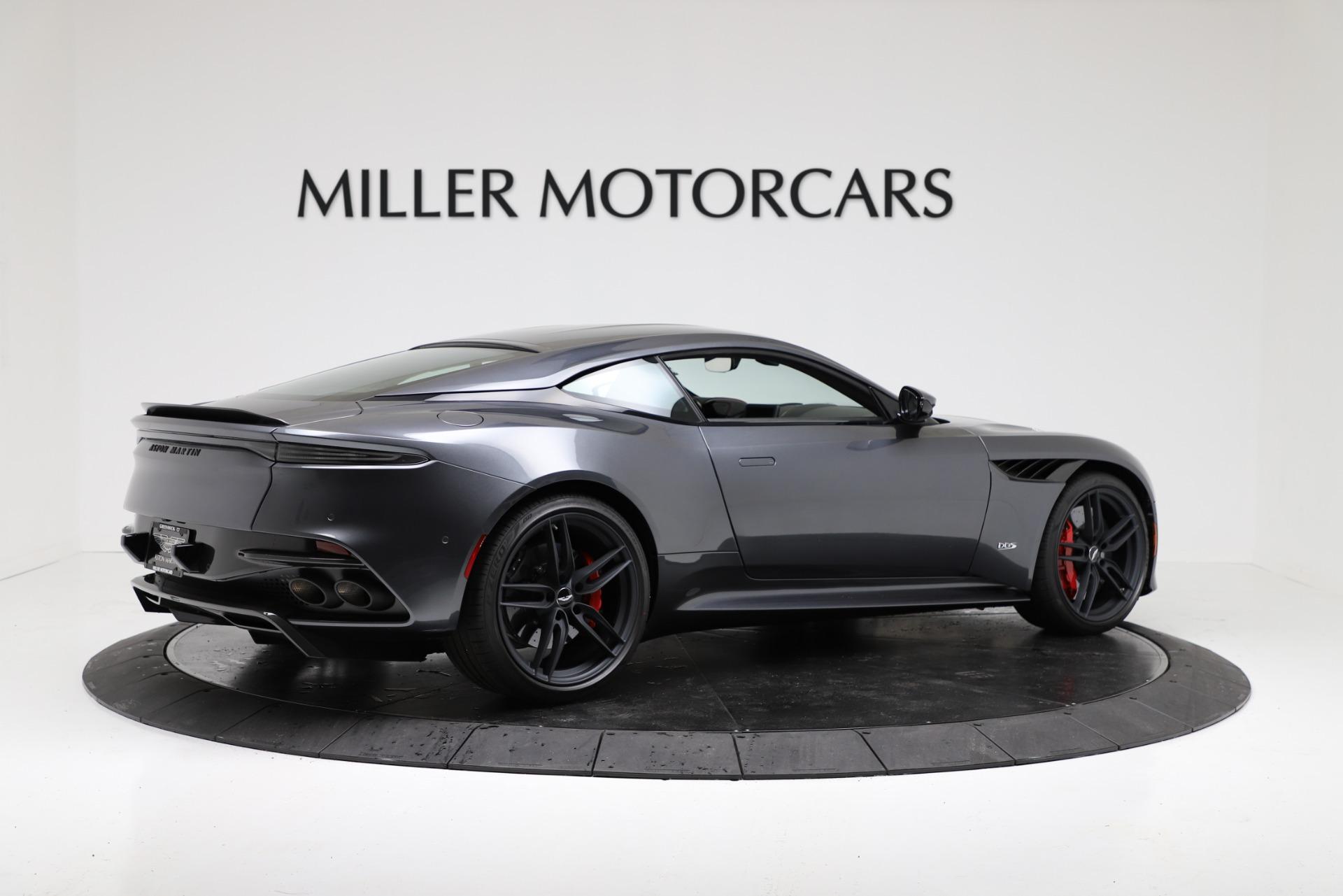 New 2019 Aston Martin Dbs Superleggera Coupe For Sale Miller Motorcars Stock A1379