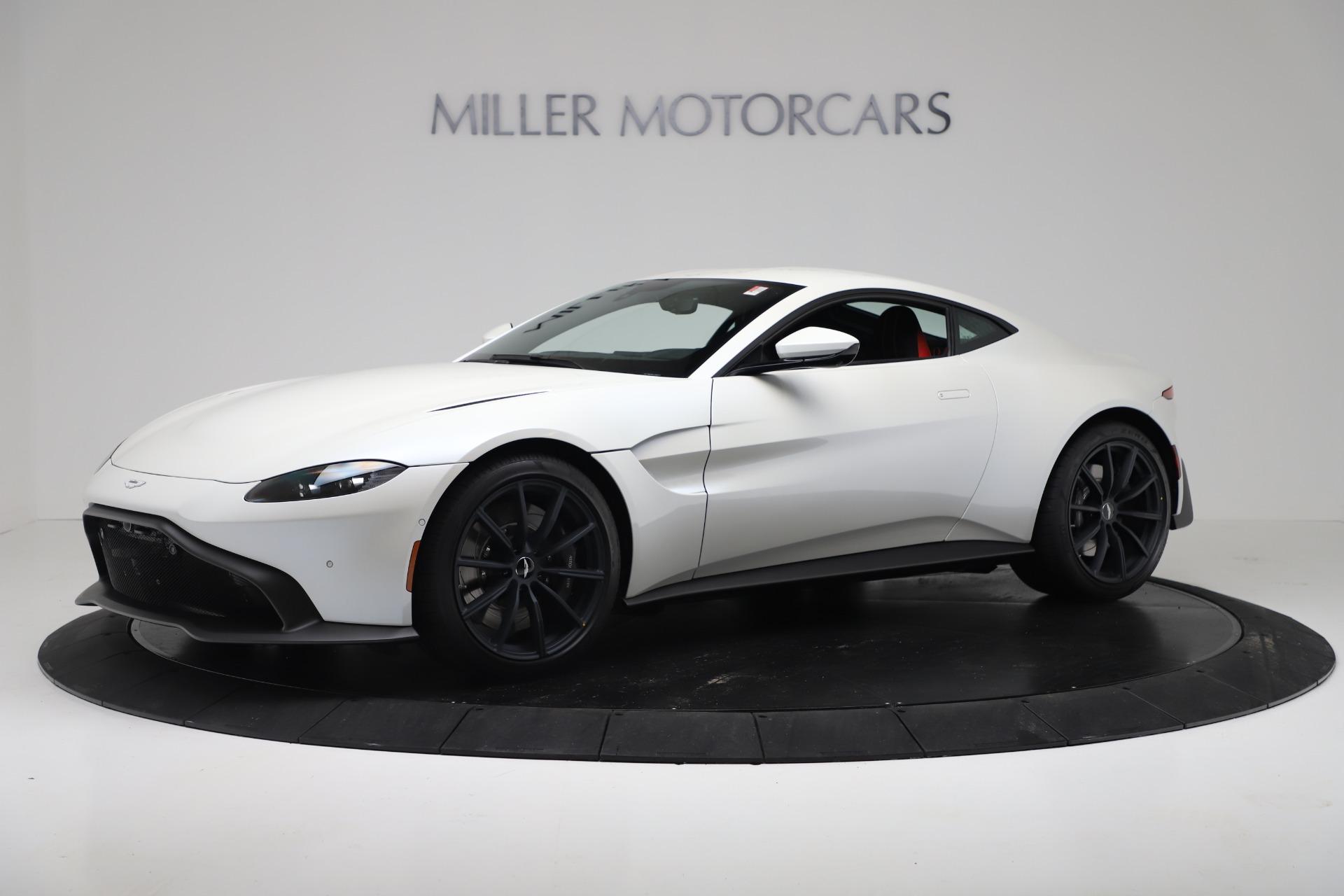Aston Martin Stock >> New 2020 Aston Martin Vantage Coupe For Sale 185 144