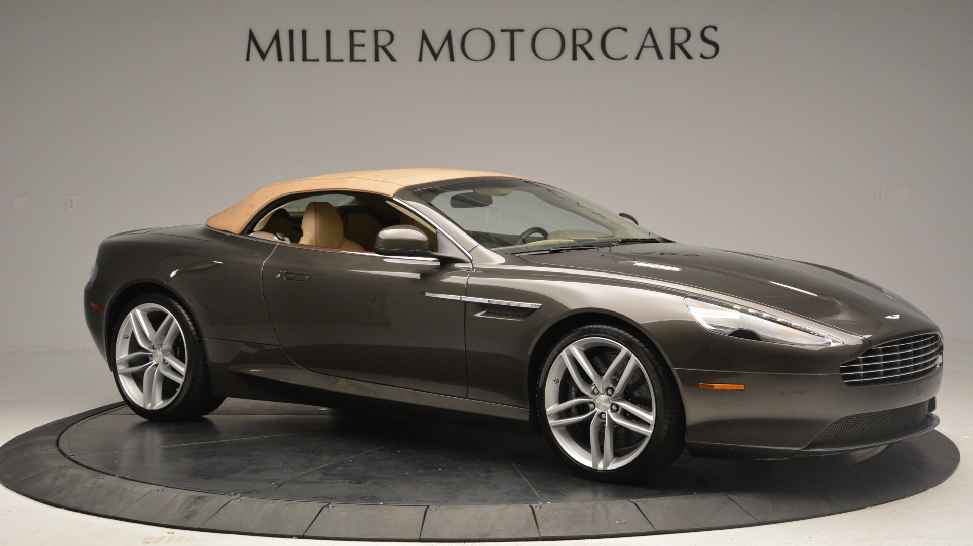 Used 2012 Aston Martin Virage Convertible For Sale