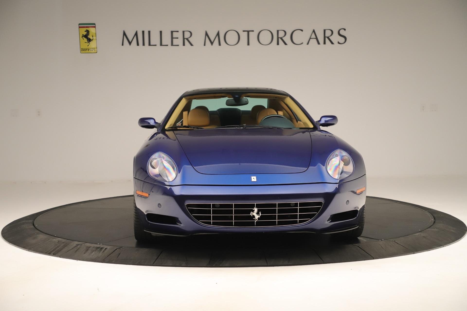 Used-2009-Ferrari-612-Scaglietti-OTO