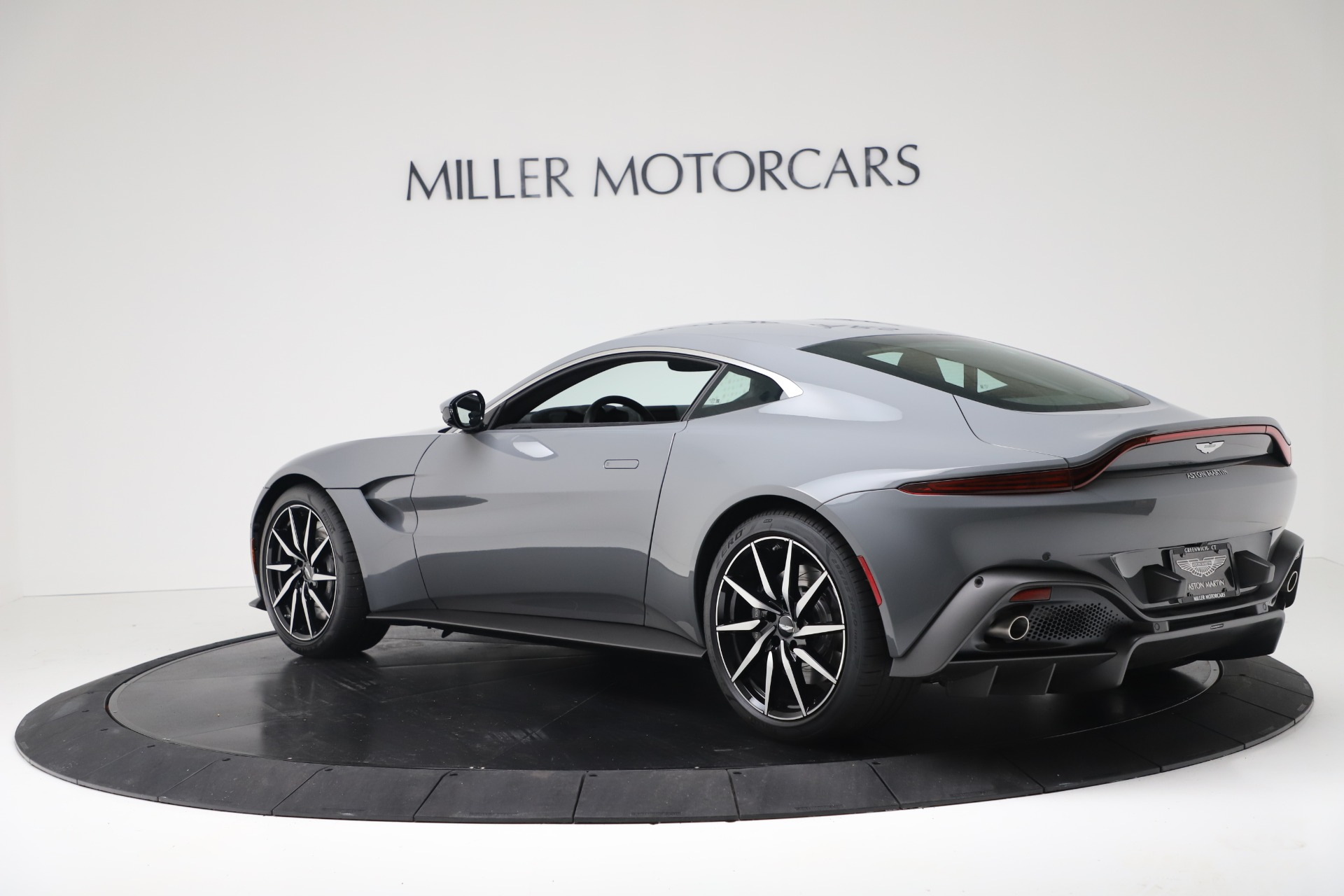 New 2020 Aston Martin Vantage Coupe For Sale Miller Motorcars Stock A1395
