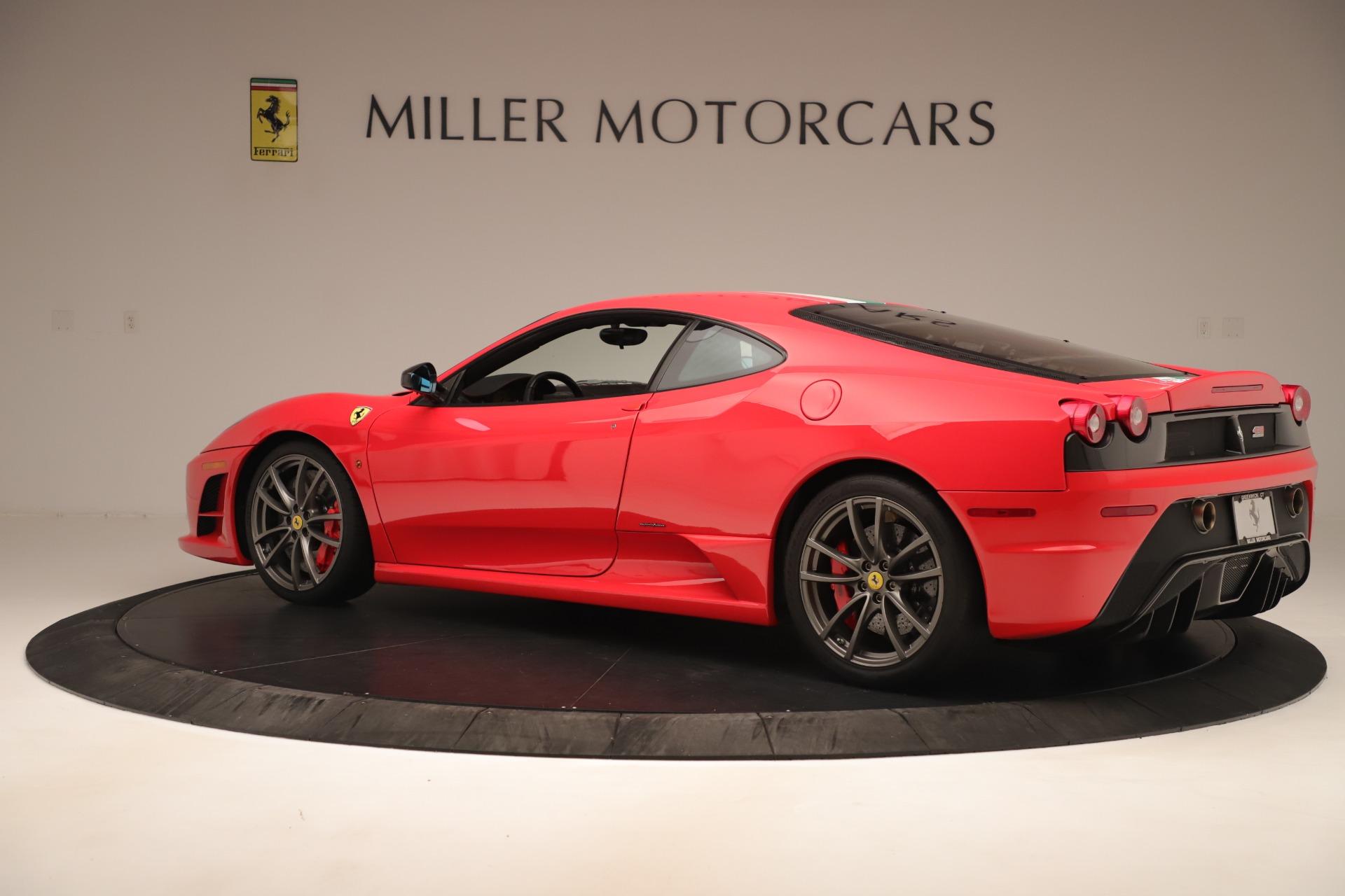 Pre Owned 2008 Ferrari F430 Scuderia For Sale 229 900 Miller Motorcars Stock 4599