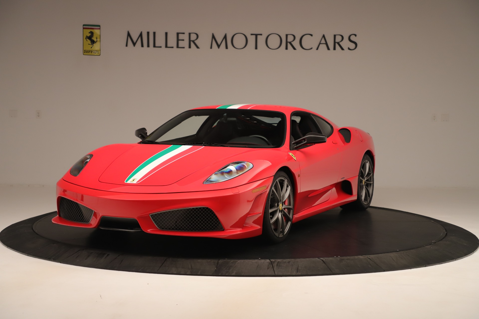 Pre Owned 2008 Ferrari F430 Scuderia For Sale 229 900 Miller Motorcars Stock 4599