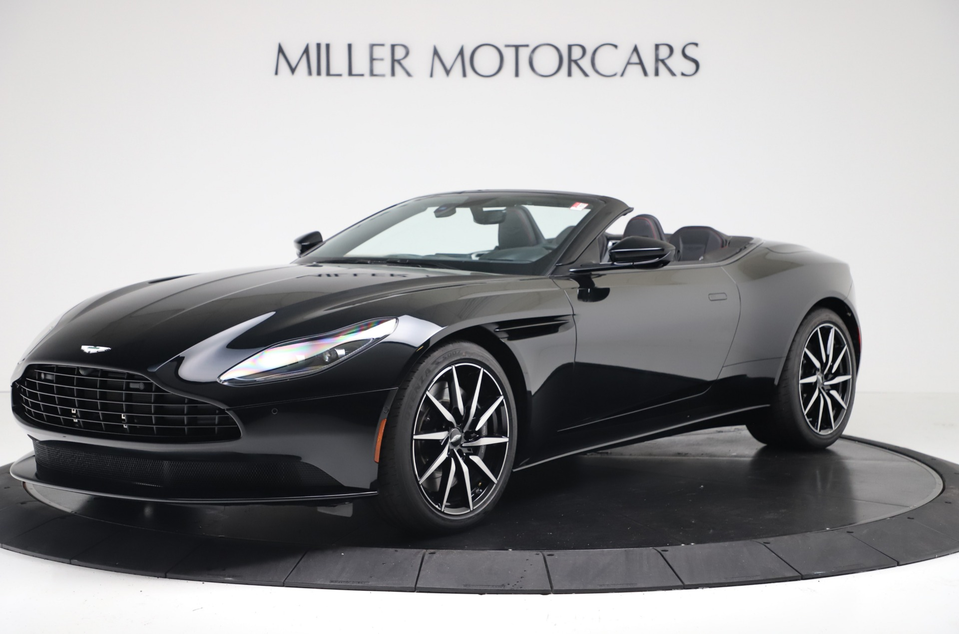 New 2020 Aston Martin Db11 Convertible For Sale 250 446 Miller Motorcars Stock A1385