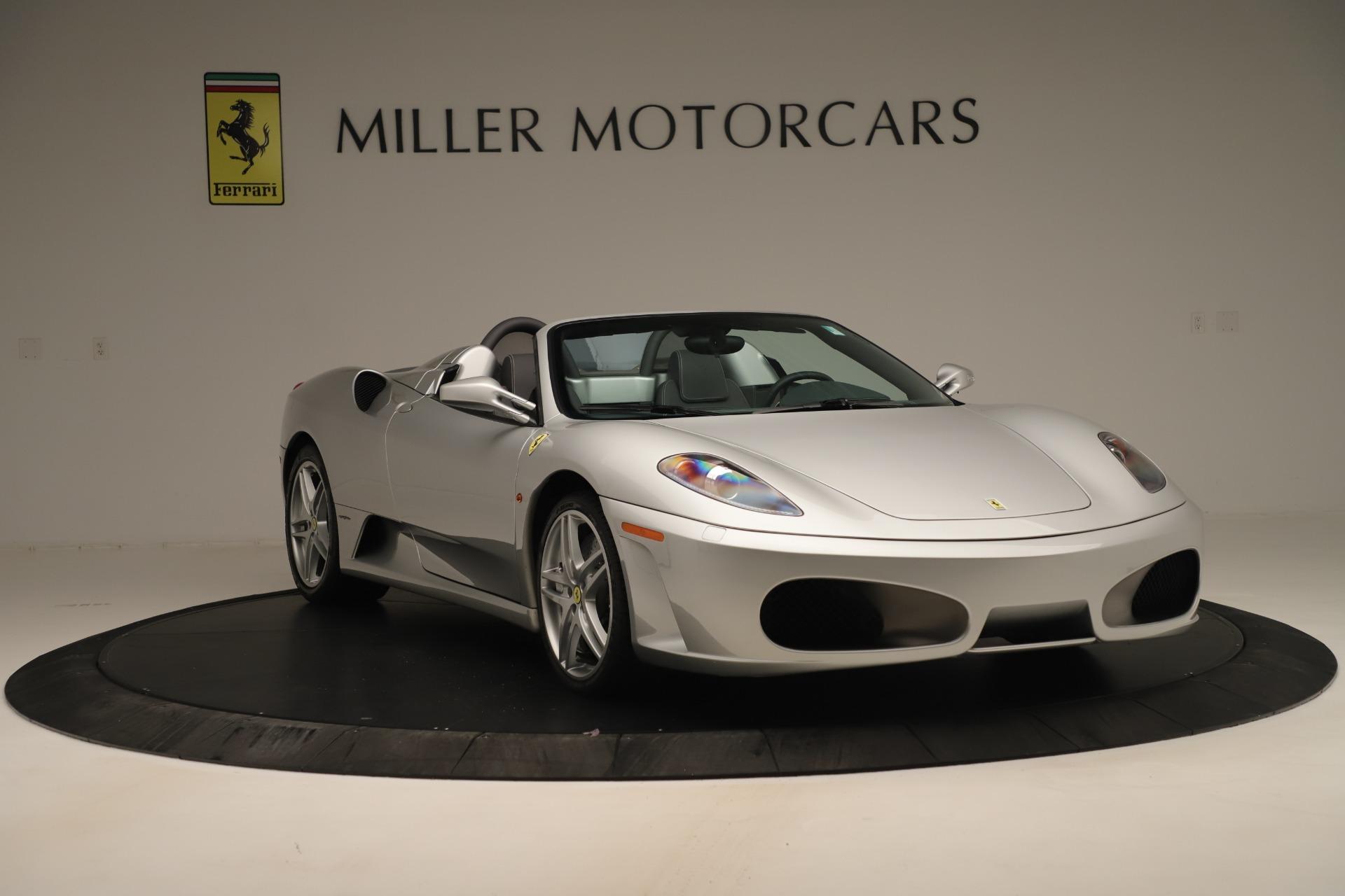 Used-2008-Ferrari-F430-Spider