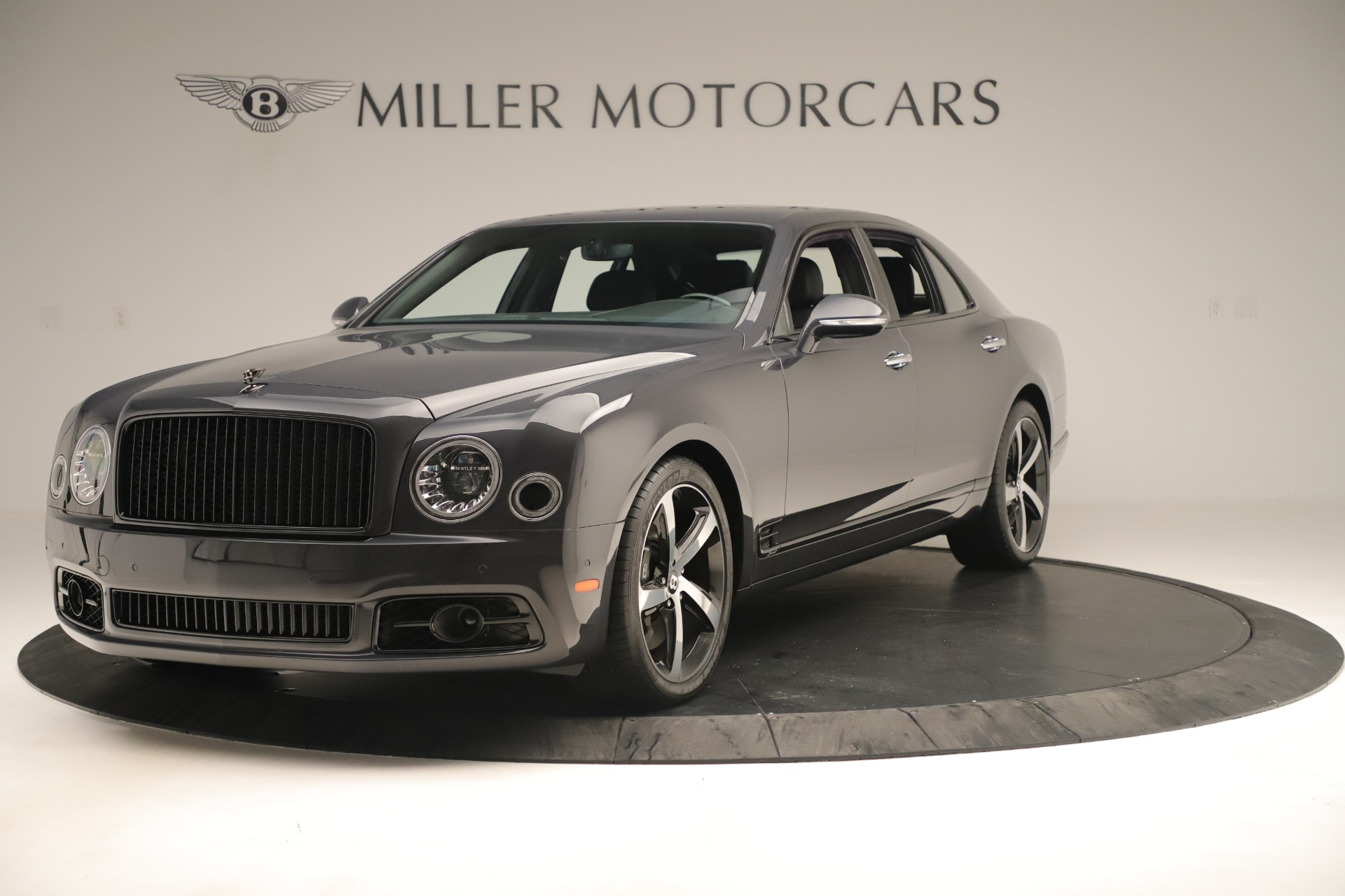 Pre Owned 2018 Bentley Mulsanne Speed Design Series For Sale Miller Motorcars Stock R557a