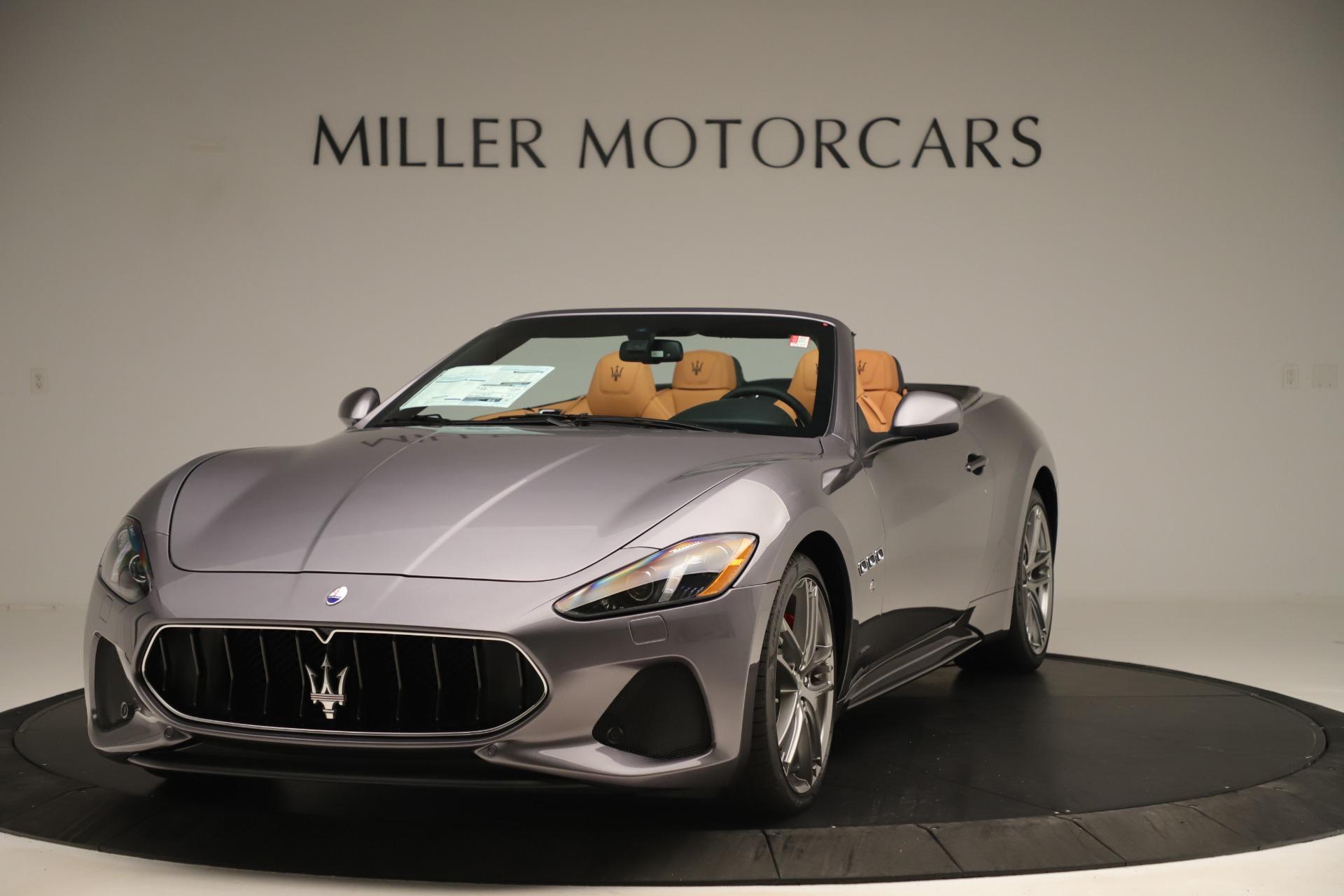 New 2019 Maserati GranTurismo Sport Convertible For Sale ...