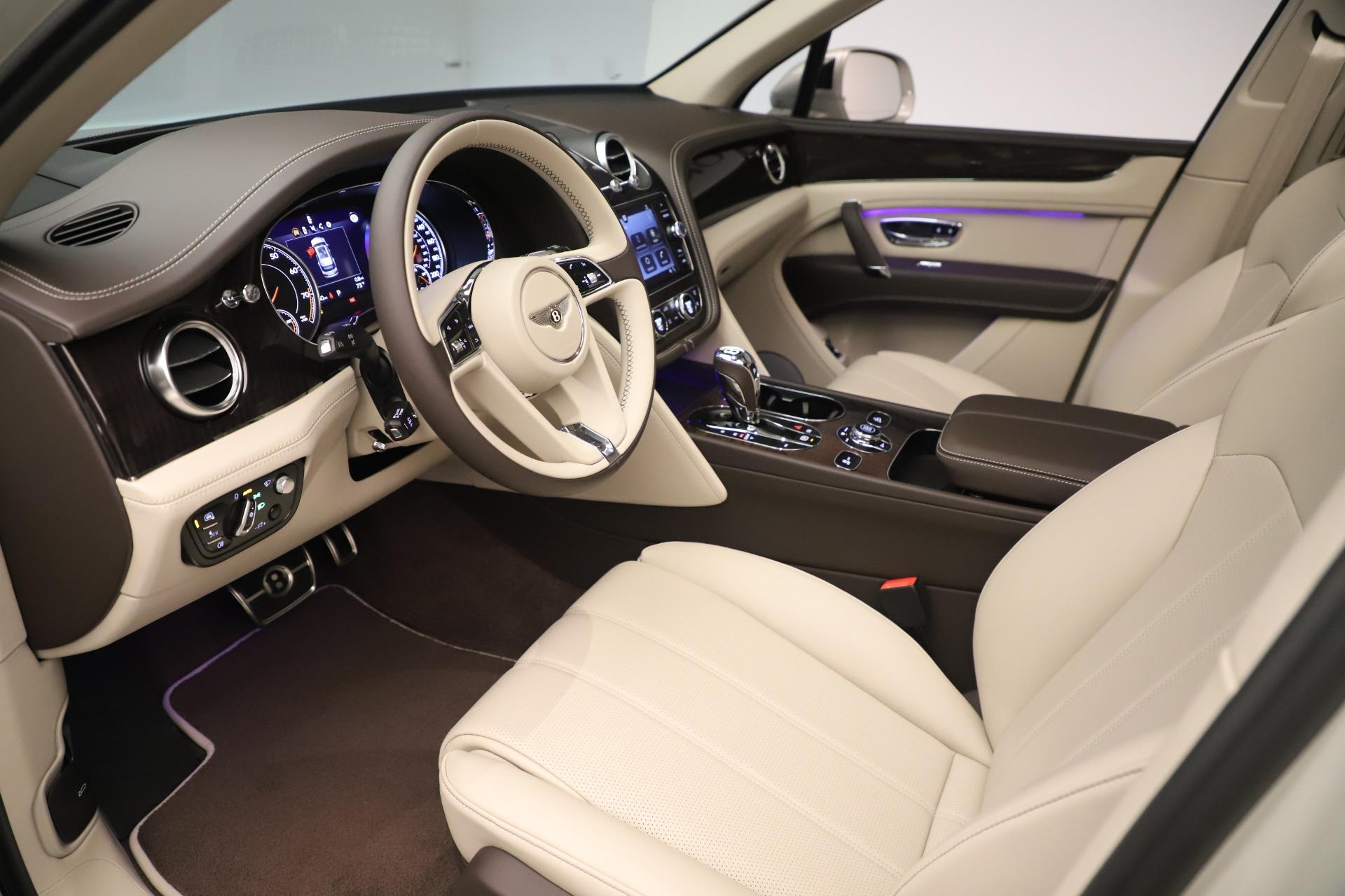 New 2020 Bentley Bentayga V8 For Sale Miller Motorcars Stock B1422