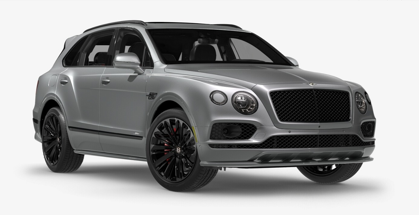 New 2020 Bentley Bentayga Speed For Sale Miller Motorcars Stock 377050
