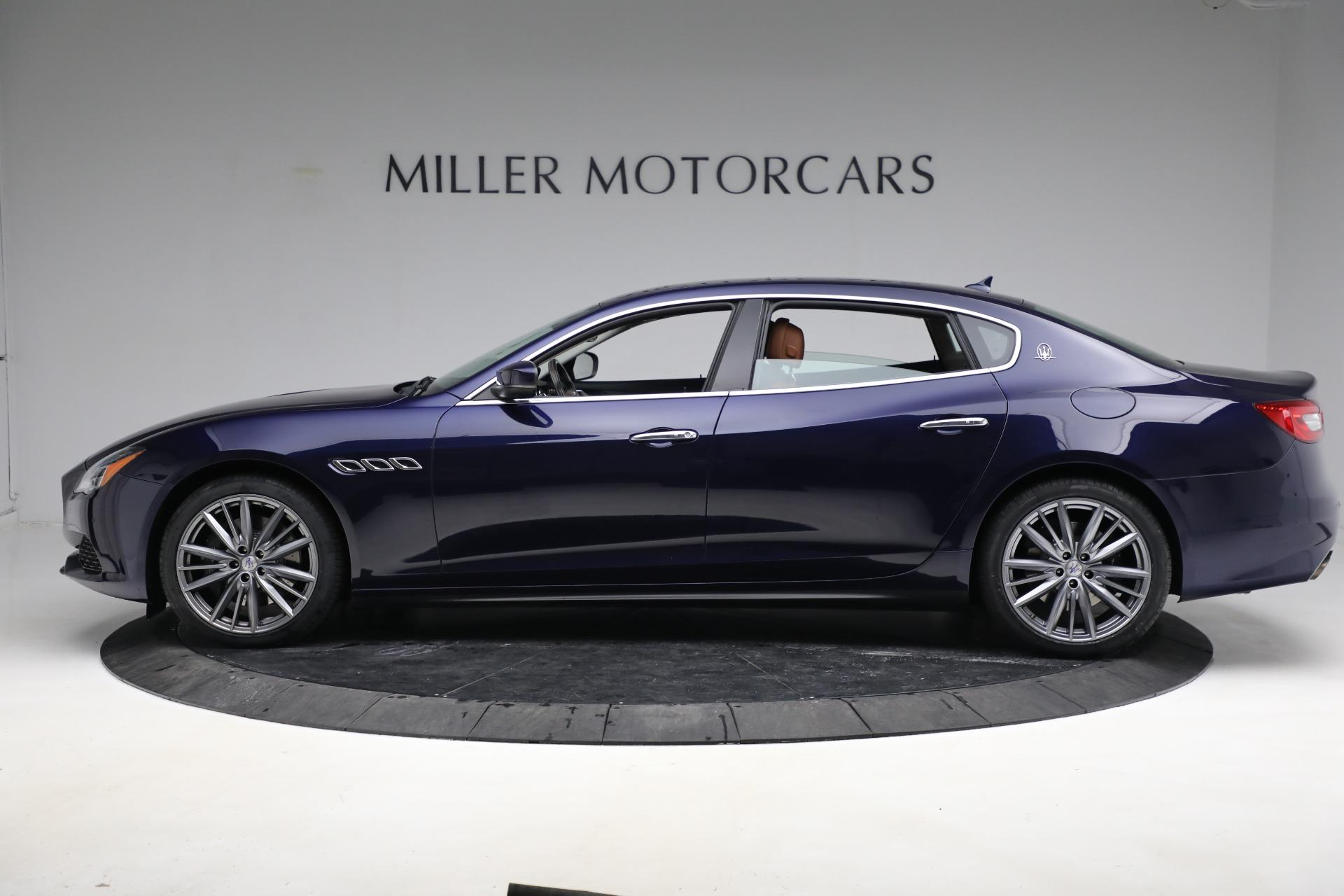 New 2019 Maserati Quattroporte S Q4 For Sale ($121,065 ...
