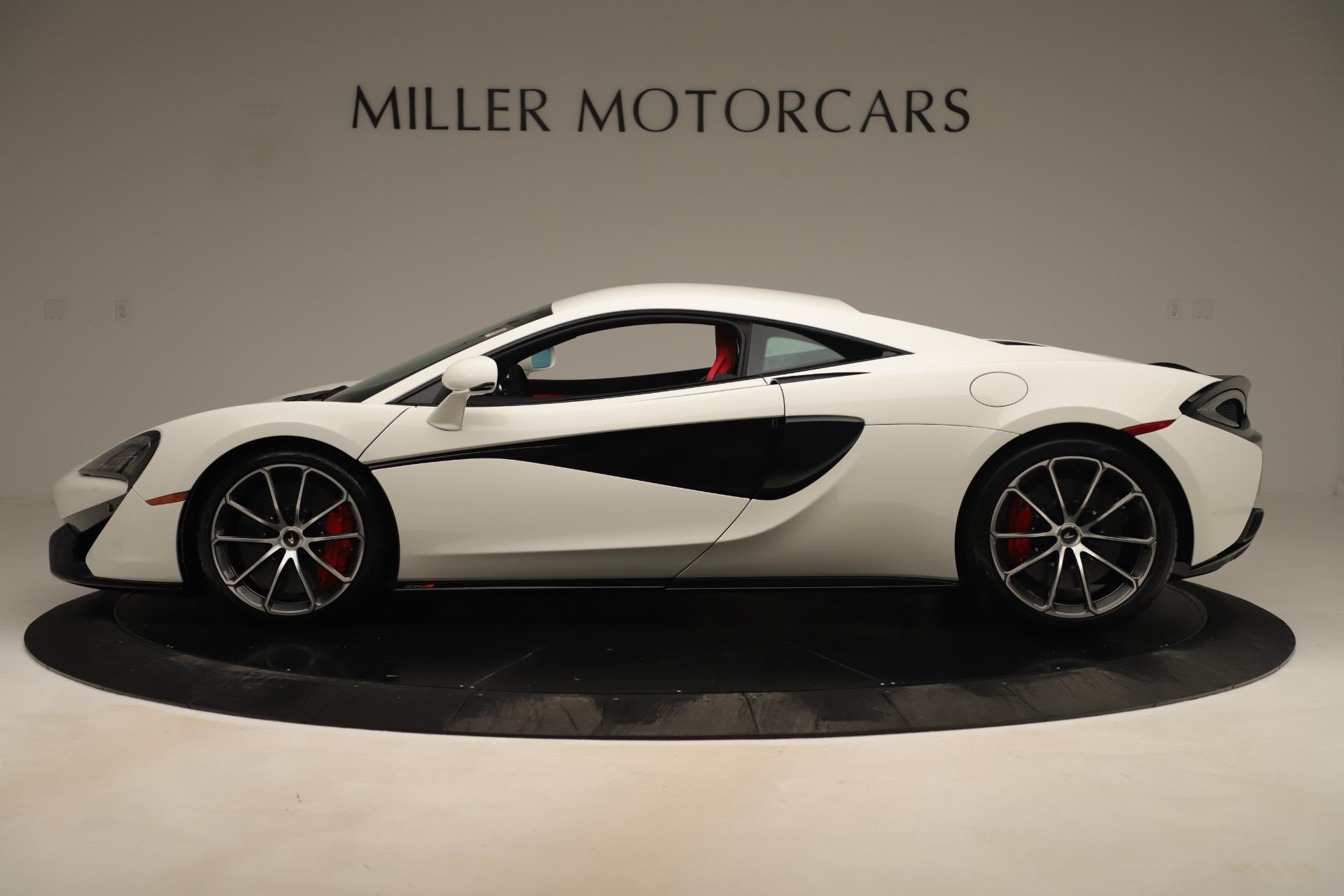 2020 McLaren 570S Coupe Model