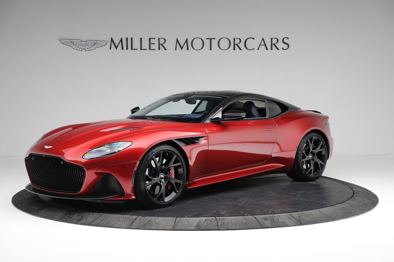 Pre Owned 2019 Aston Martin Dbs Superleggera For Sale Miller Motorcars Stock A1407b