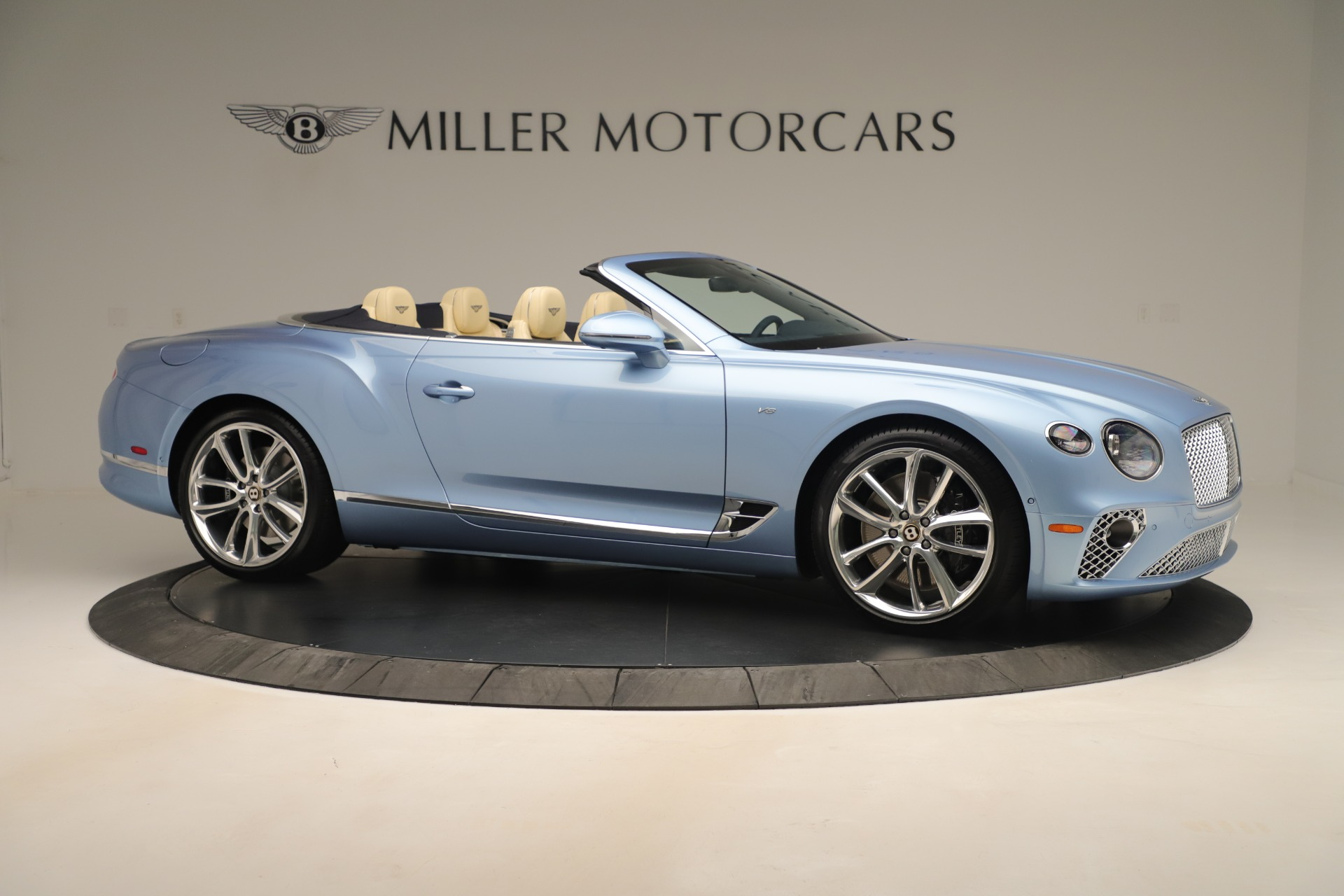 New 2020 Bentley Continental Gtc V8 For Sale Miller Motorcars Stock B1432
