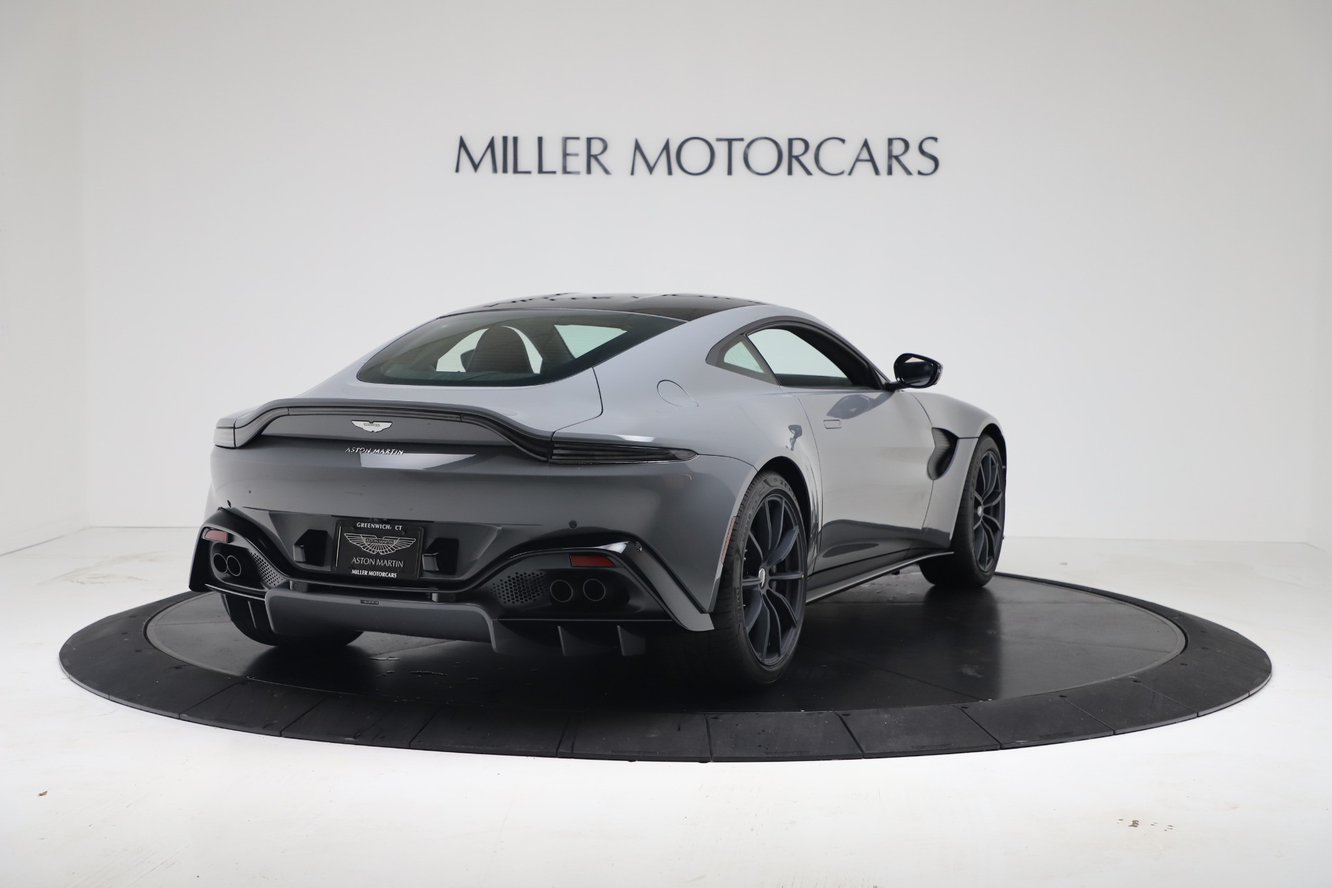 New 2020 Aston Martin Vantage Coupe For Sale 189 139 Miller Motorcars Stock A1415