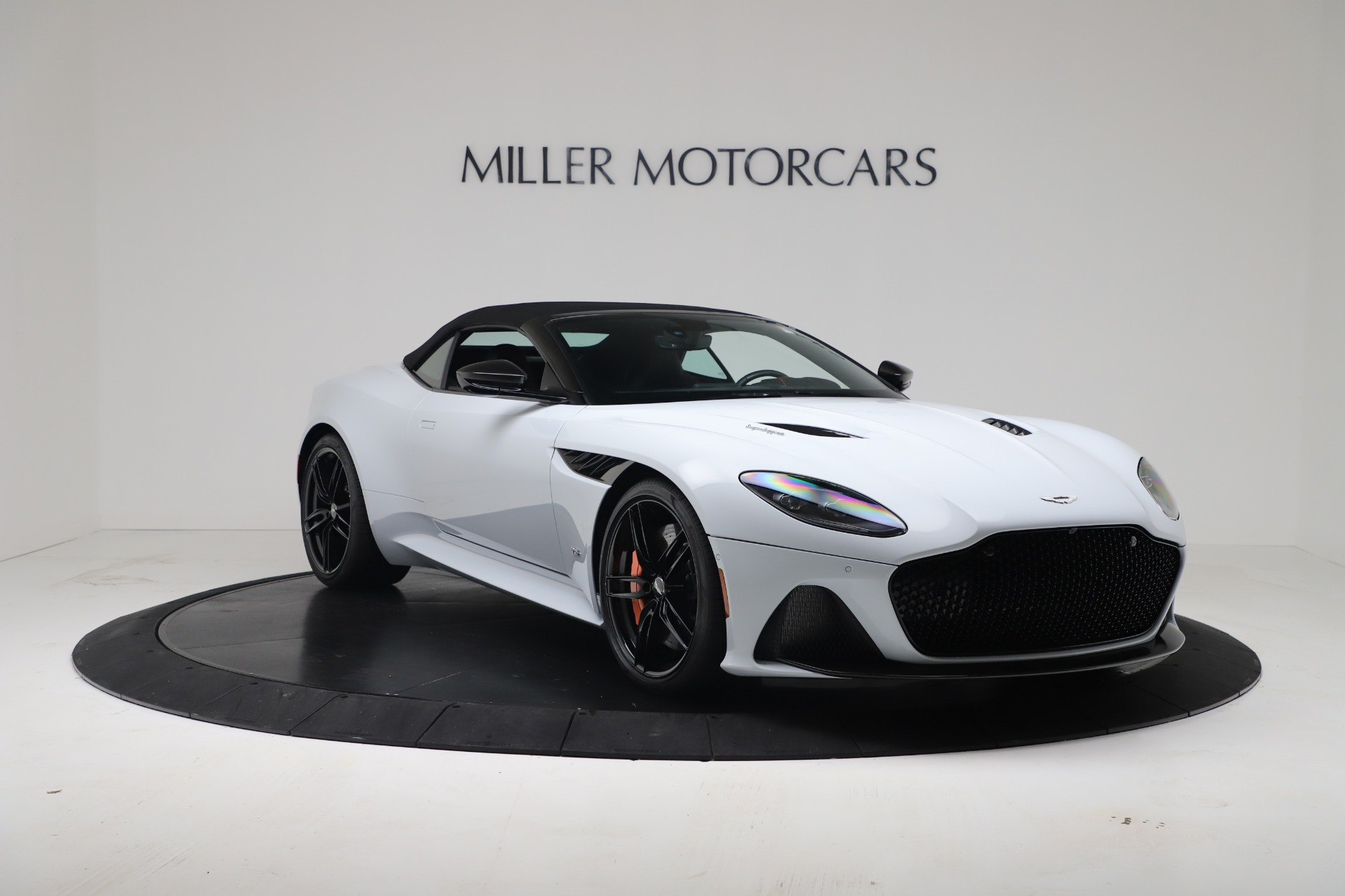 New 2020 Aston Martin Dbs Superleggera Volante Convertible For Sale Miller Motorcars Stock A1413