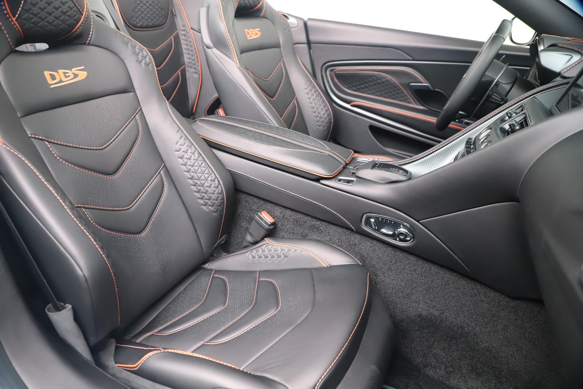 New 2020 Aston Martin Dbs Superleggera Volante Convertible For Sale Miller Motorcars Stock A1413