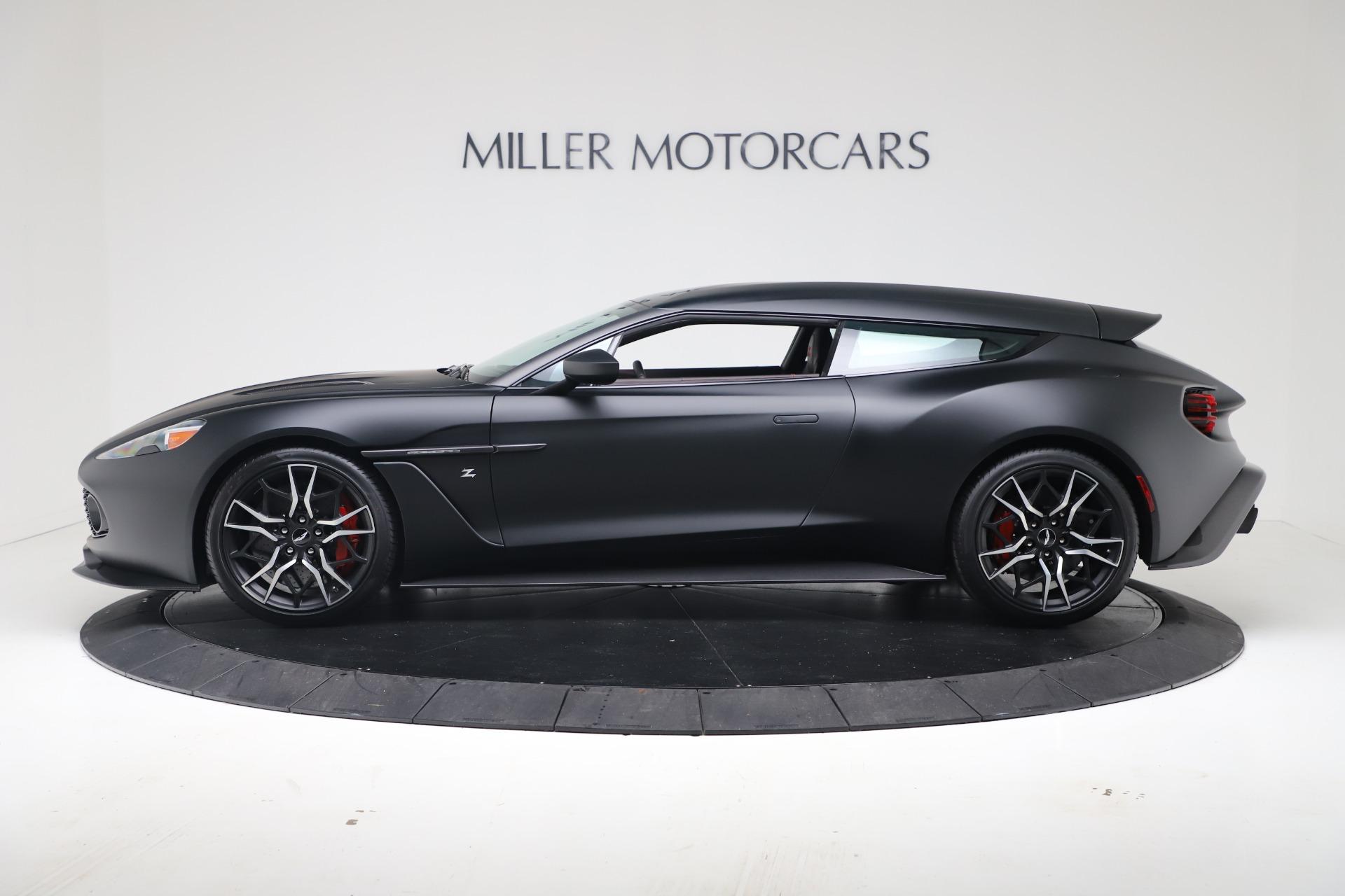 New 2019 Aston Martin Vanquish Zagato Shooting Brake For Sale 909 871 Miller Motorcars Stock 7664c