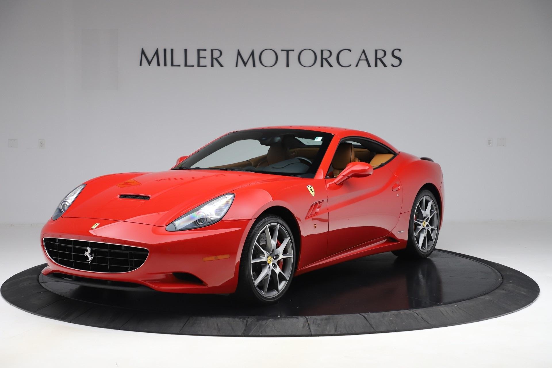 Pre-Owned 2013 Ferrari California 30 For Sale () | Miller ...