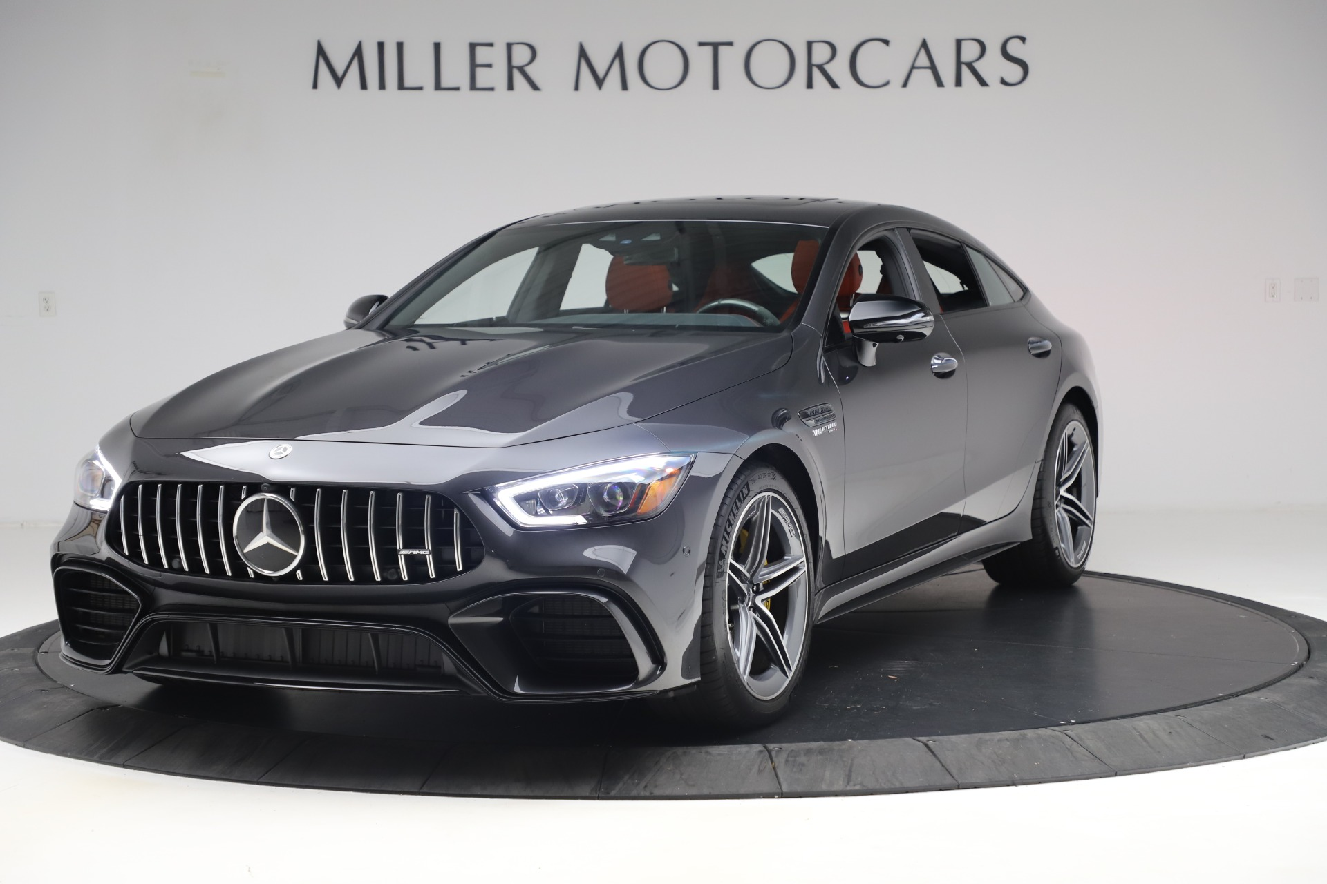 Pre Owned 2019 Mercedes Benz Amg Gt 63 S For Sale 159 900 Miller Motorcars Stock 7674