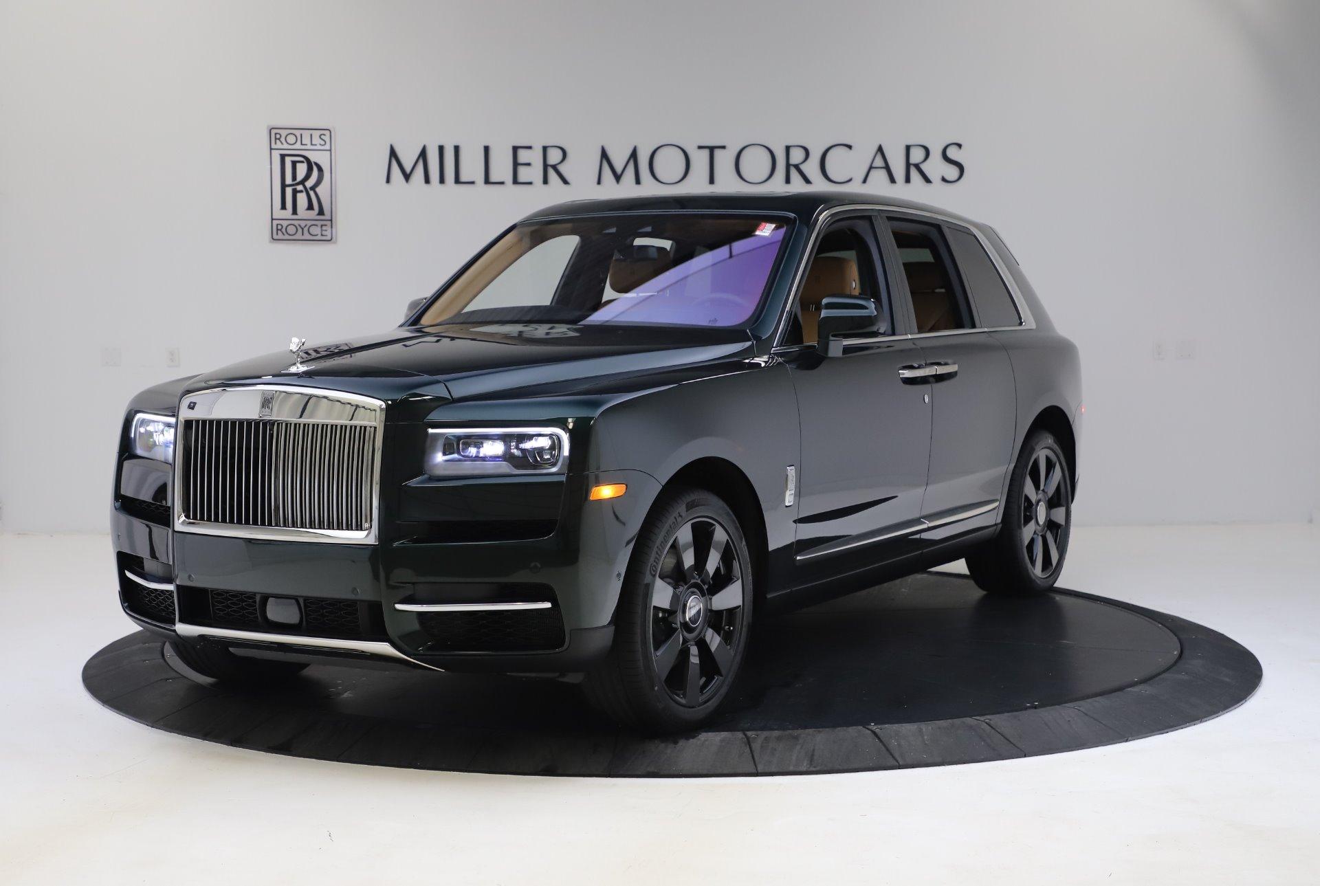New 2020 Rolls Royce Cullinan For Sale 348 975 Miller