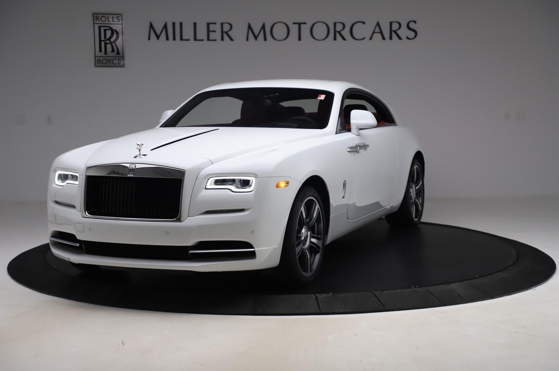 Innere 2020 Rolls Royce Wraith
