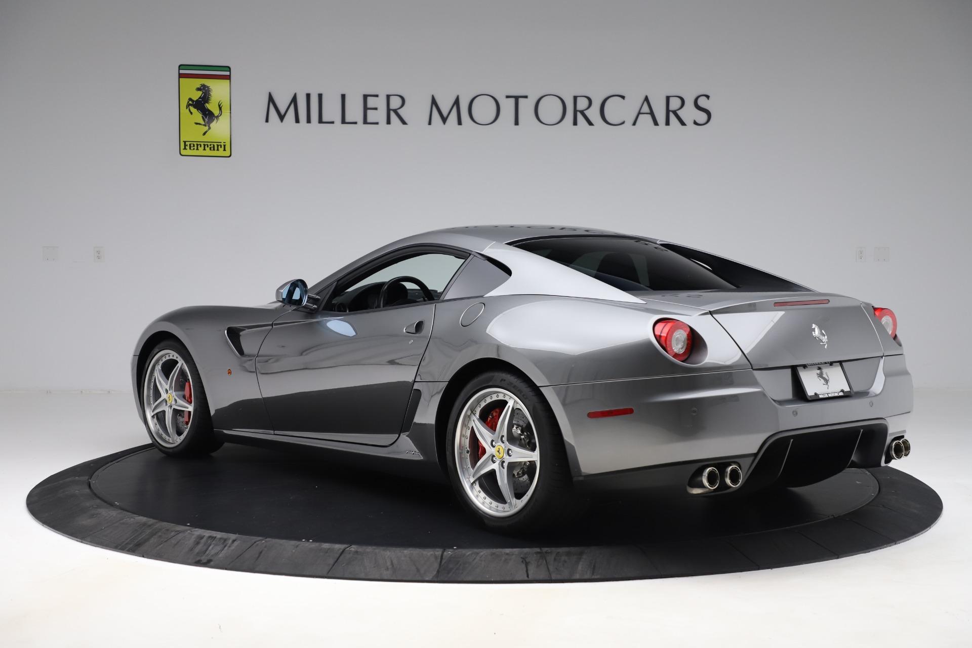 Pre Owned 2010 Ferrari 599 Gtb Fiorano Hgte For Sale Miller Motorcars Stock F2036a