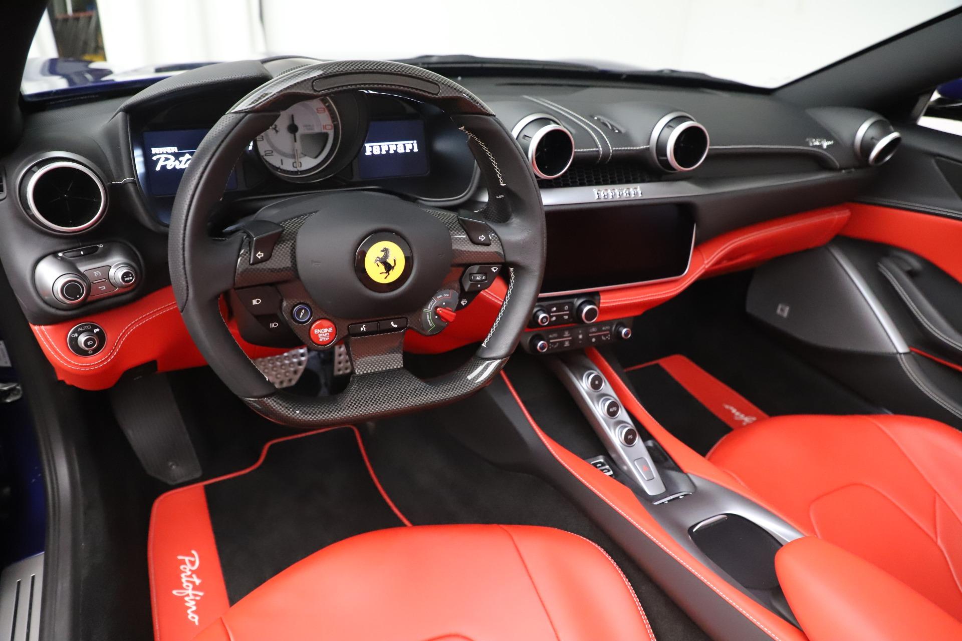 Pre Owned 2019 Ferrari Portofino For Sale Miller Motorcars Stock 4617
