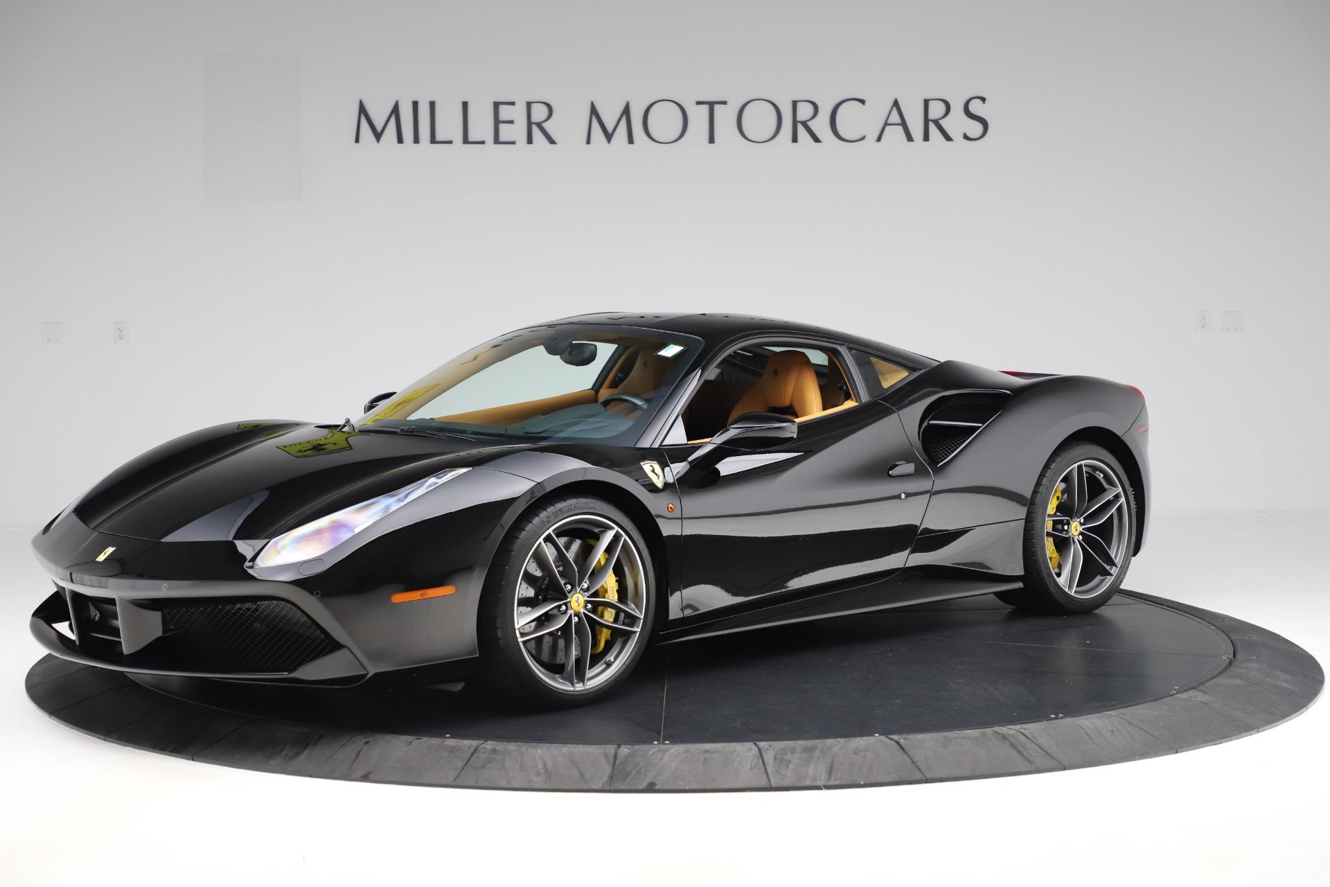 Pre Owned 2017 Ferrari 488 Gtb Base For Sale 236 900 Miller Motorcars Stock 4568a