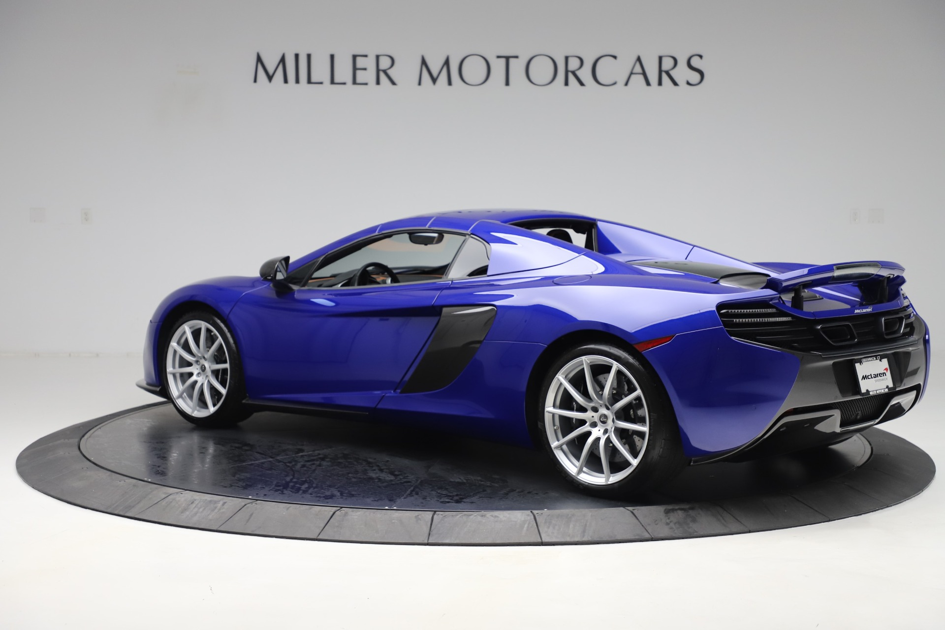 Used 2015 McLaren 650S Spider Convertible For Sale
